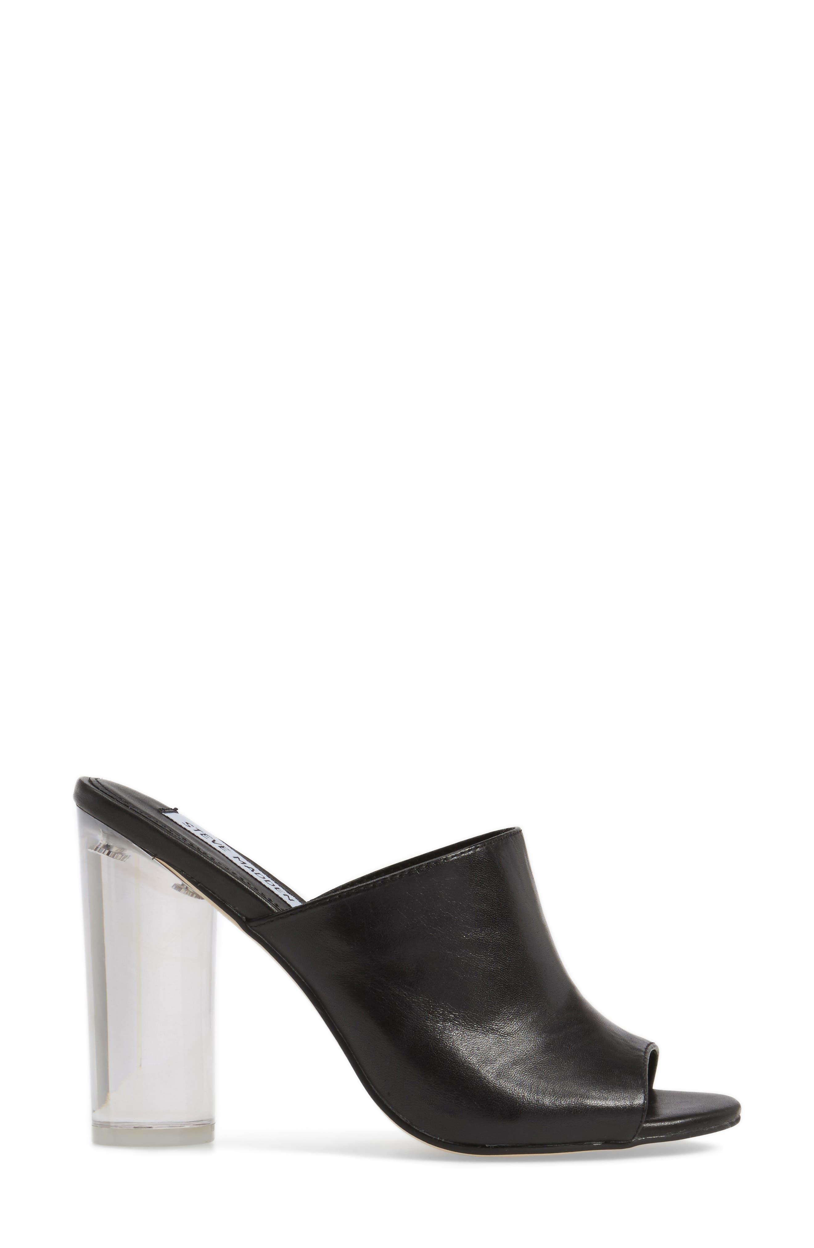 Alternate Image 3  - Steve Madden Classics Mule Sandal (Women)