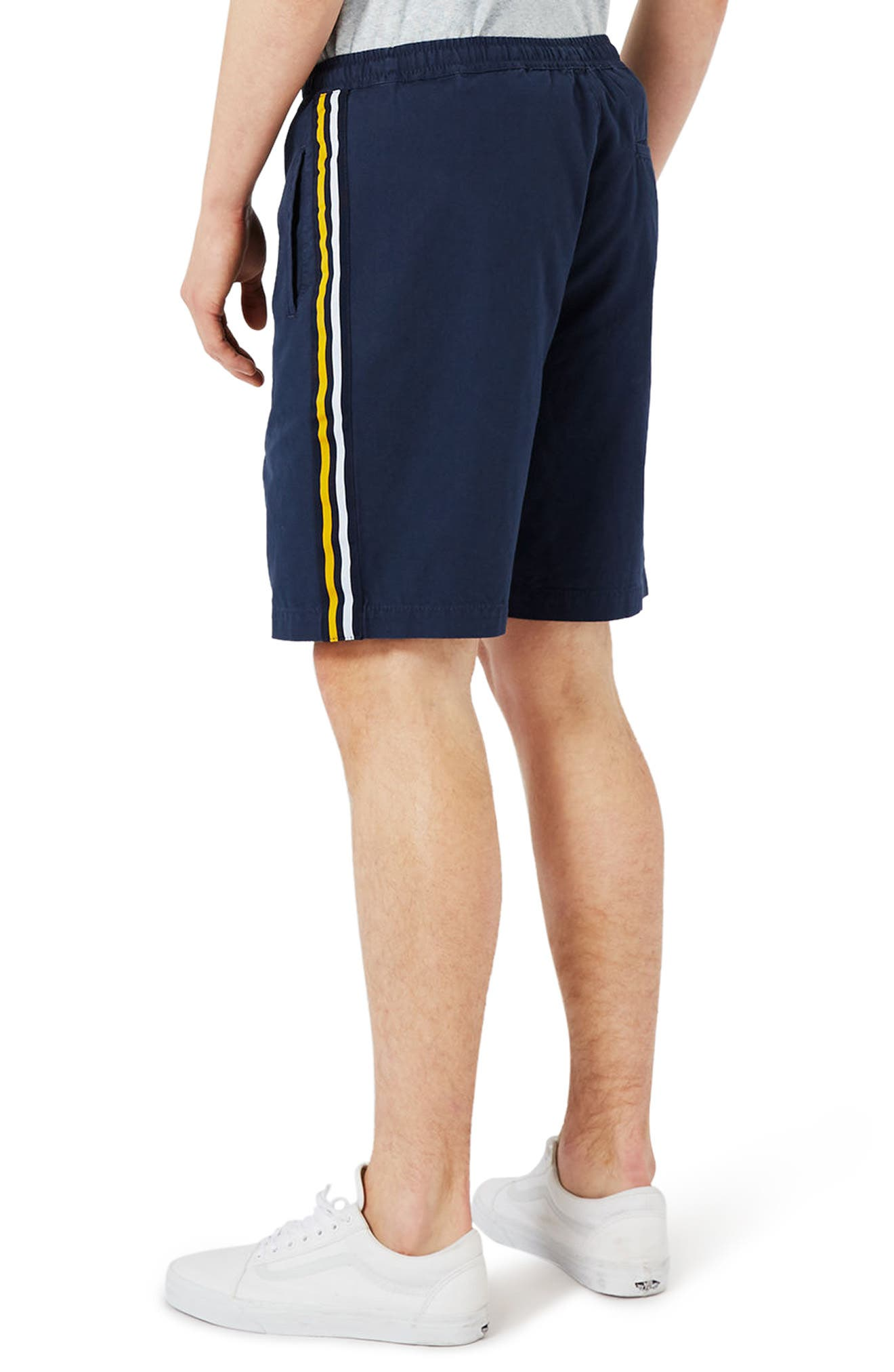 Alternate Image 3  - Topman Oversize Shorts