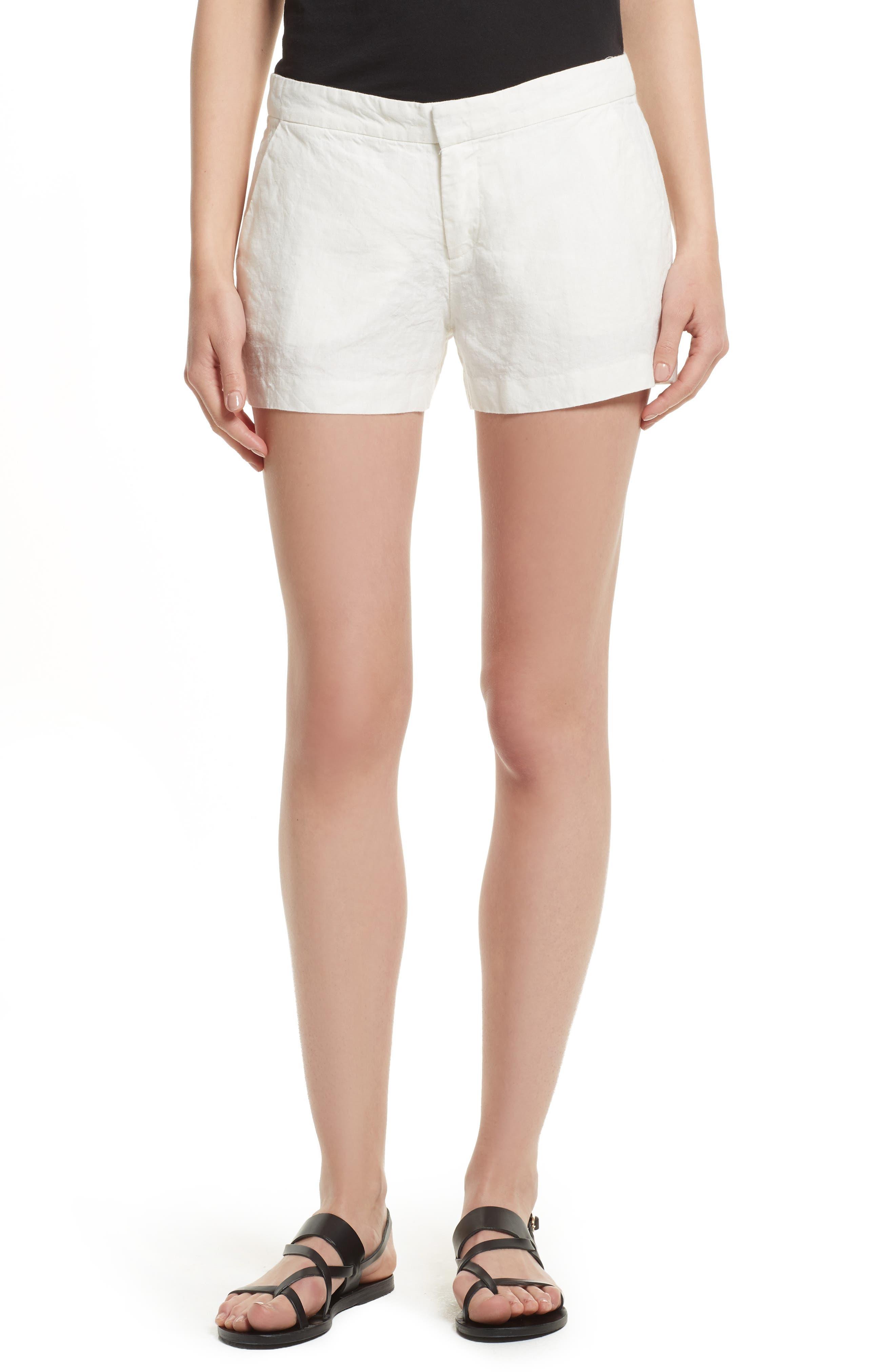 Alternate Image 1 Selected - Joie 'Merci' Linen Shorts