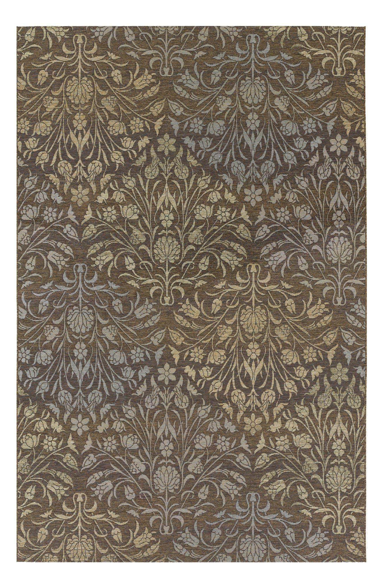 Coppola Indoor/Outdoor Rug,                             Main thumbnail 1, color,                             Brown/ Beige