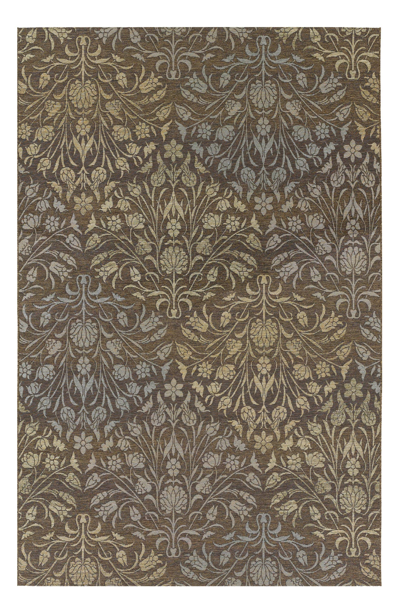 Coppola Indoor/Outdoor Rug,                         Main,                         color, Brown/ Beige