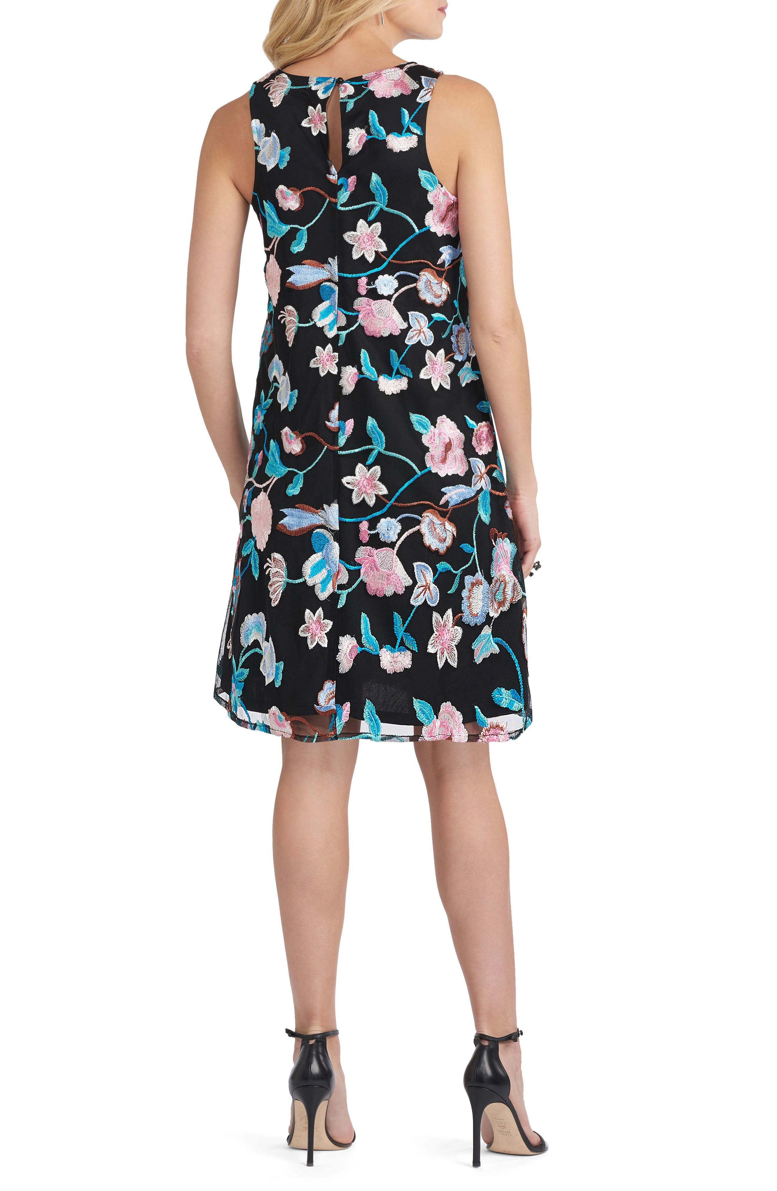 Alternate Image 2  - ECI Embroidered Dress