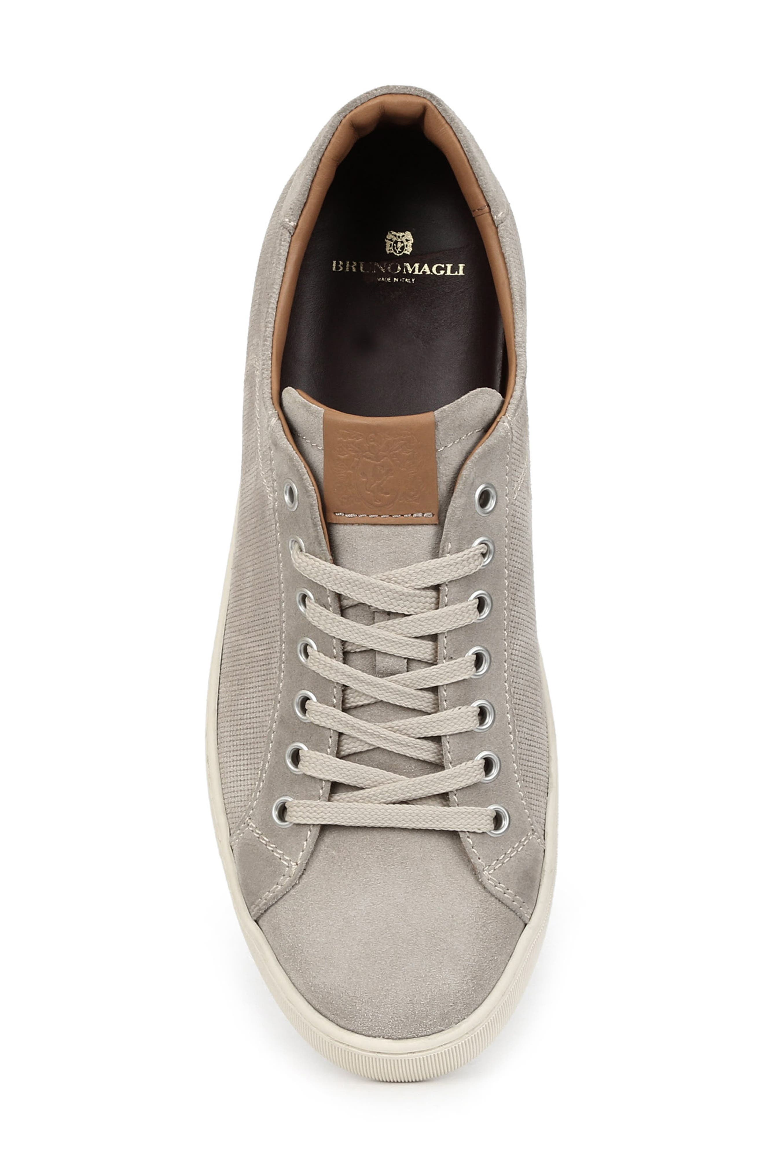 Walter Sneaker,                             Alternate thumbnail 5, color,                             Grey
