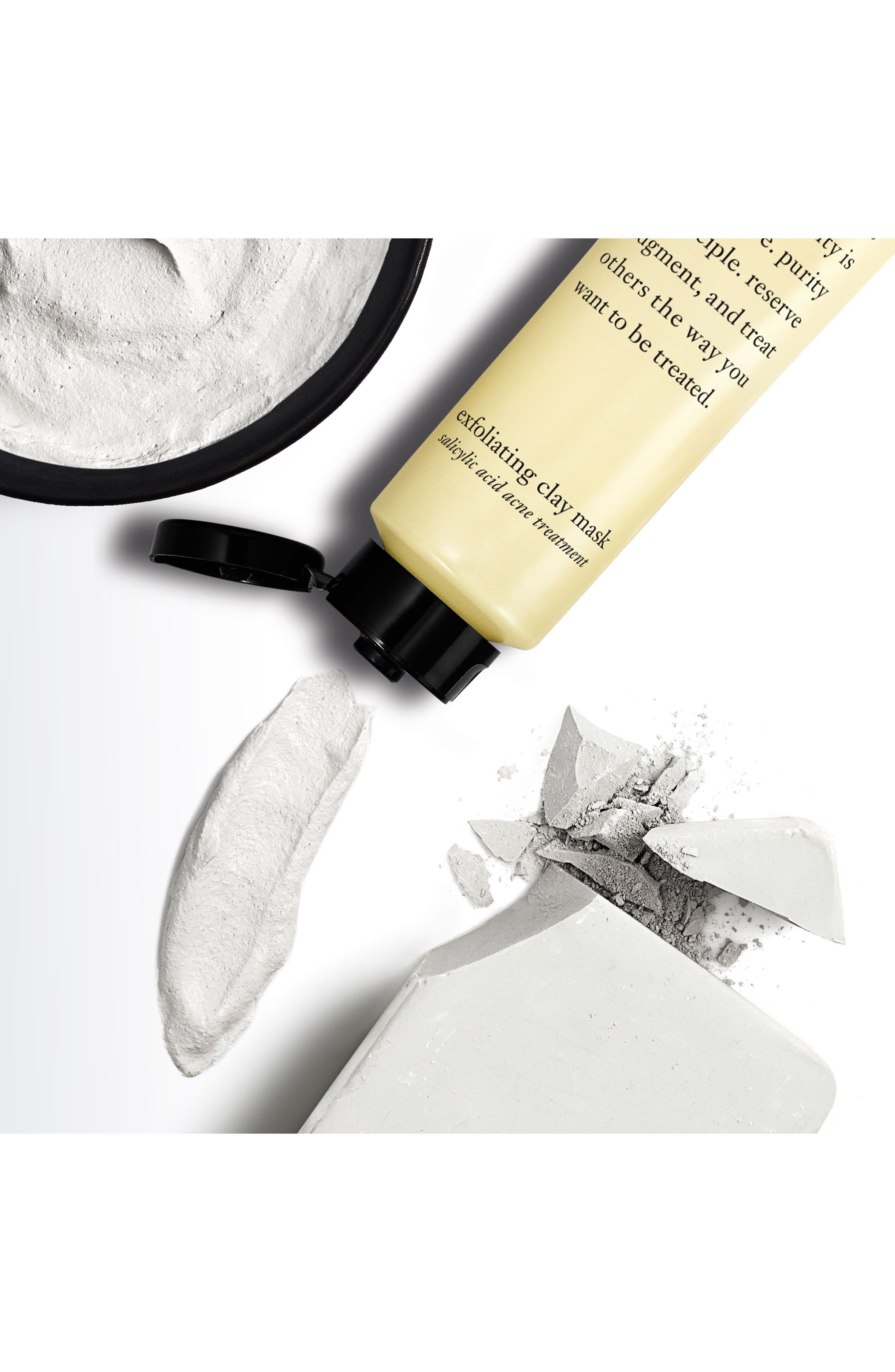 Alternate Image 3  - philosophy purity made simple pore extractor mask