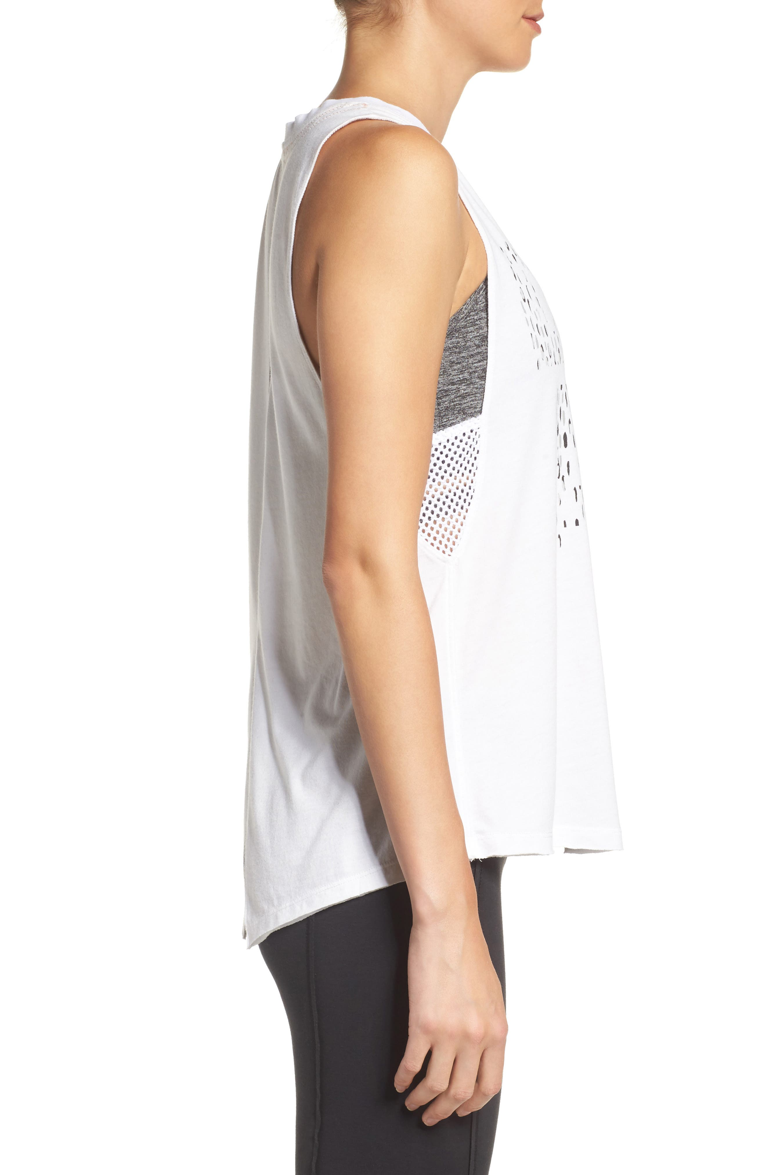 Alternate Image 3  - Free People FP Movement Valley Tank