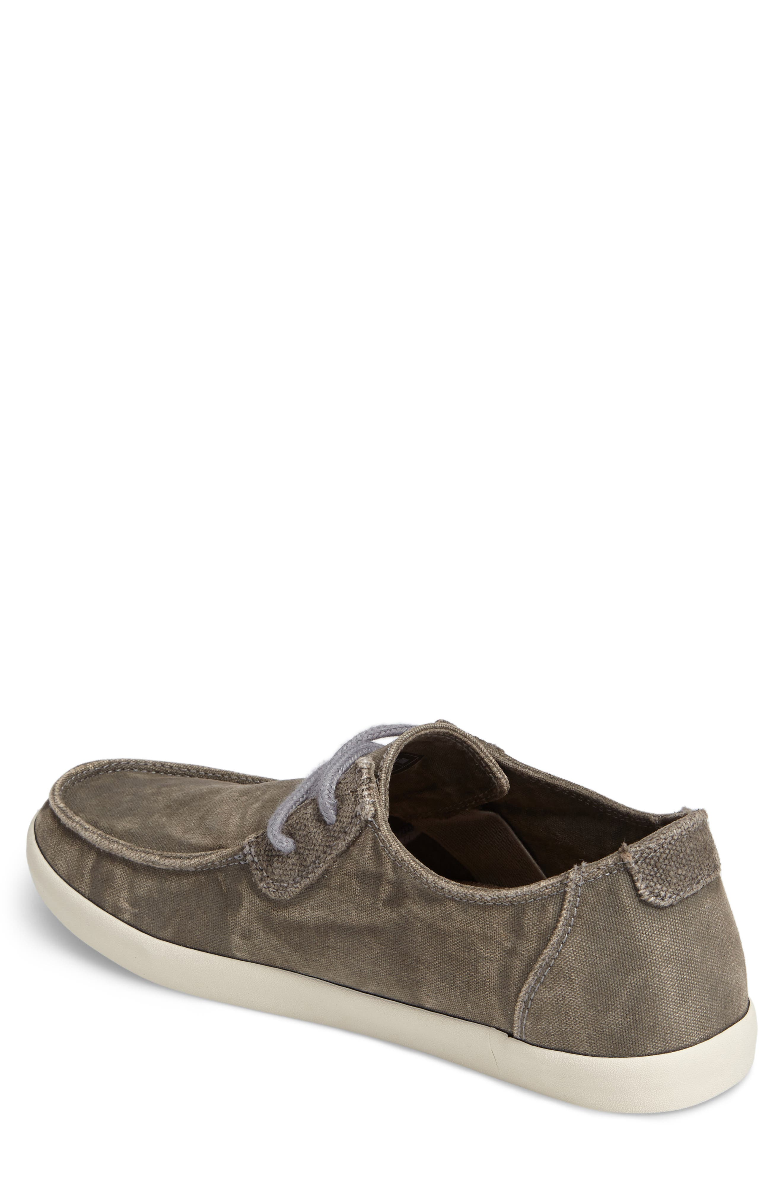 Numami Sneaker,                             Alternate thumbnail 2, color,                             Washed Grey Canvas