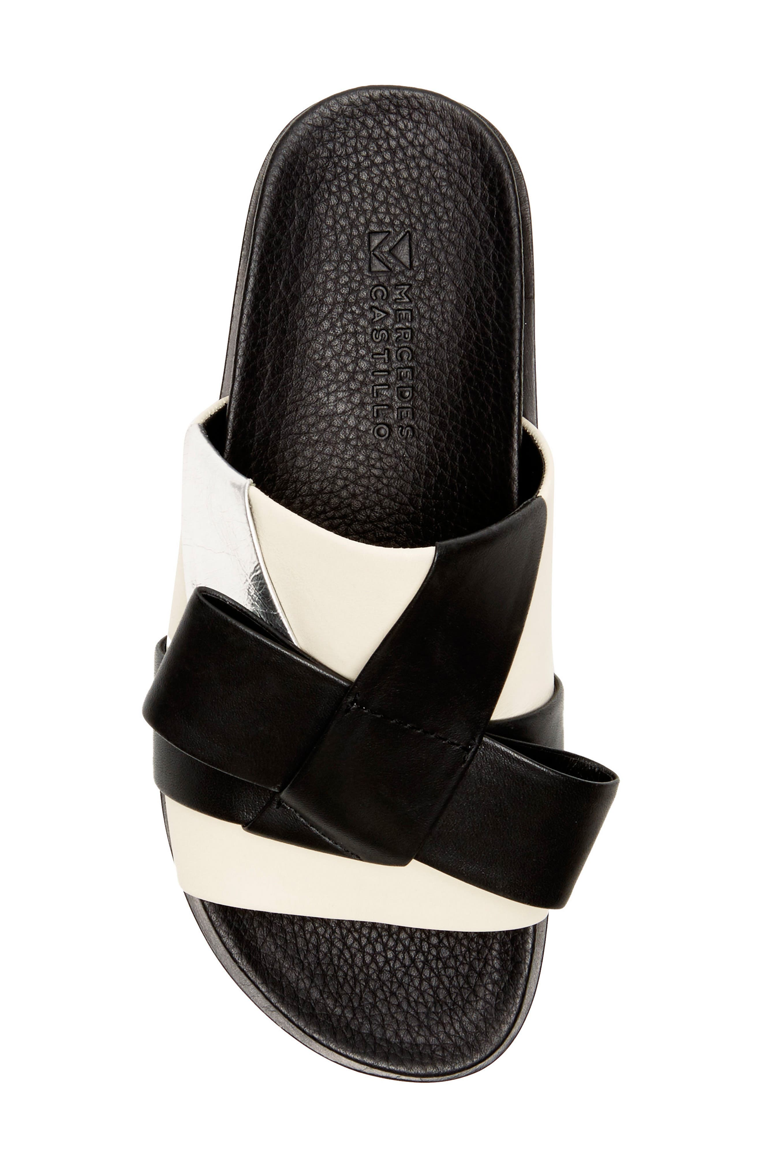 Alternate Image 4  - Mercedes Castillo Dafne Slide Sandal (Women)