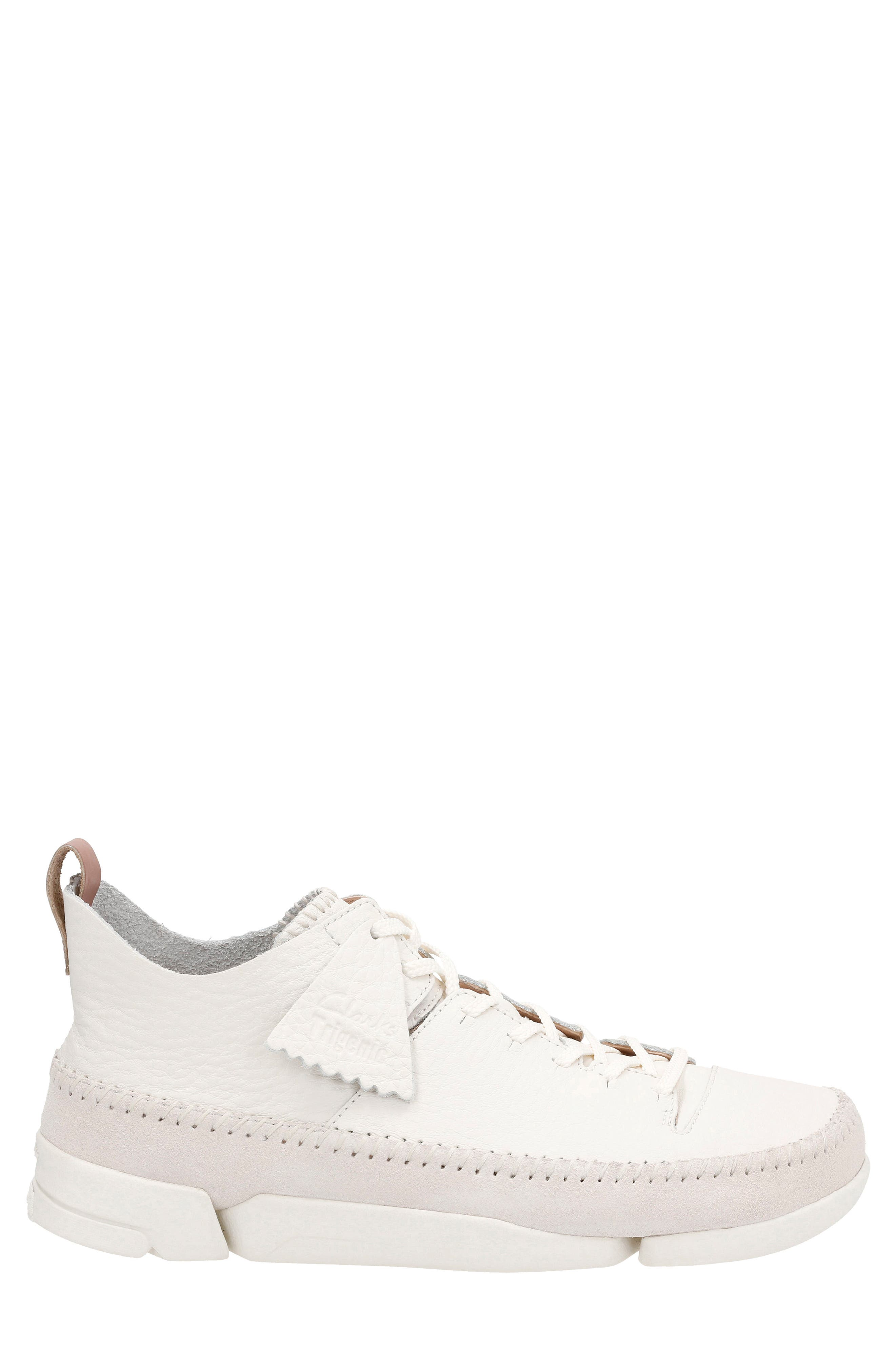Alternate Image 2  - Clarks® 'Trigenic Flex' Leather Sneaker (Men)