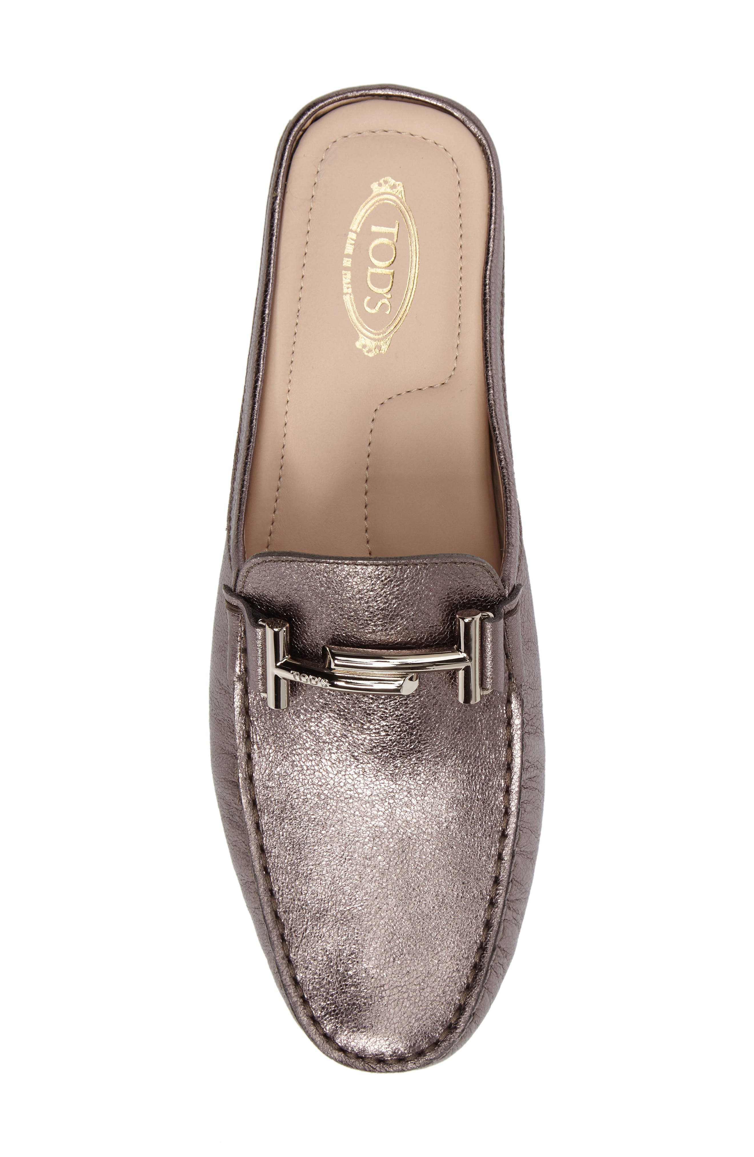 Alternate Image 5  - Tod's Gommino Double-T Loafer Mule (Women)