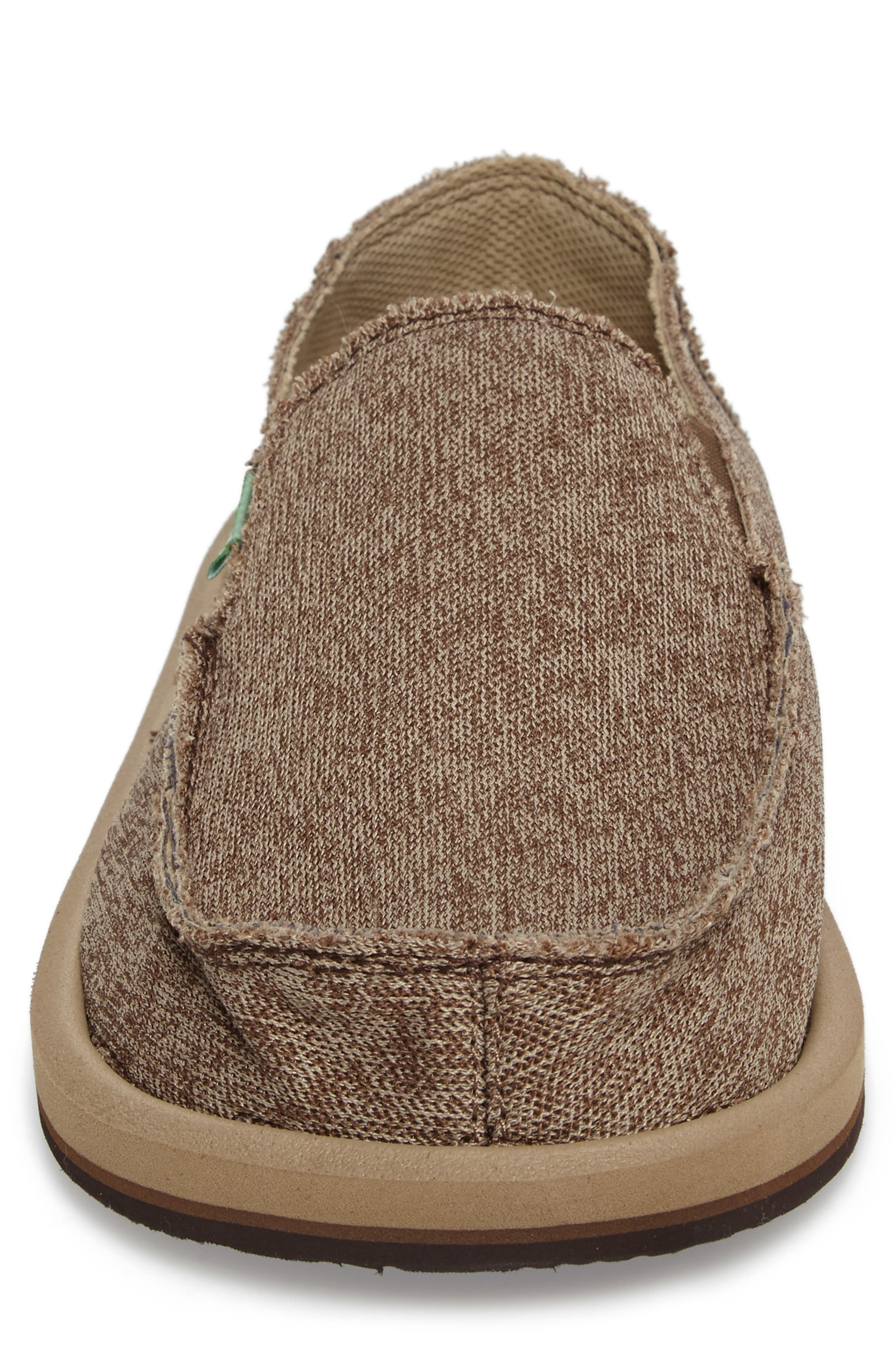 Slip-On,                             Alternate thumbnail 4, color,                             Brown