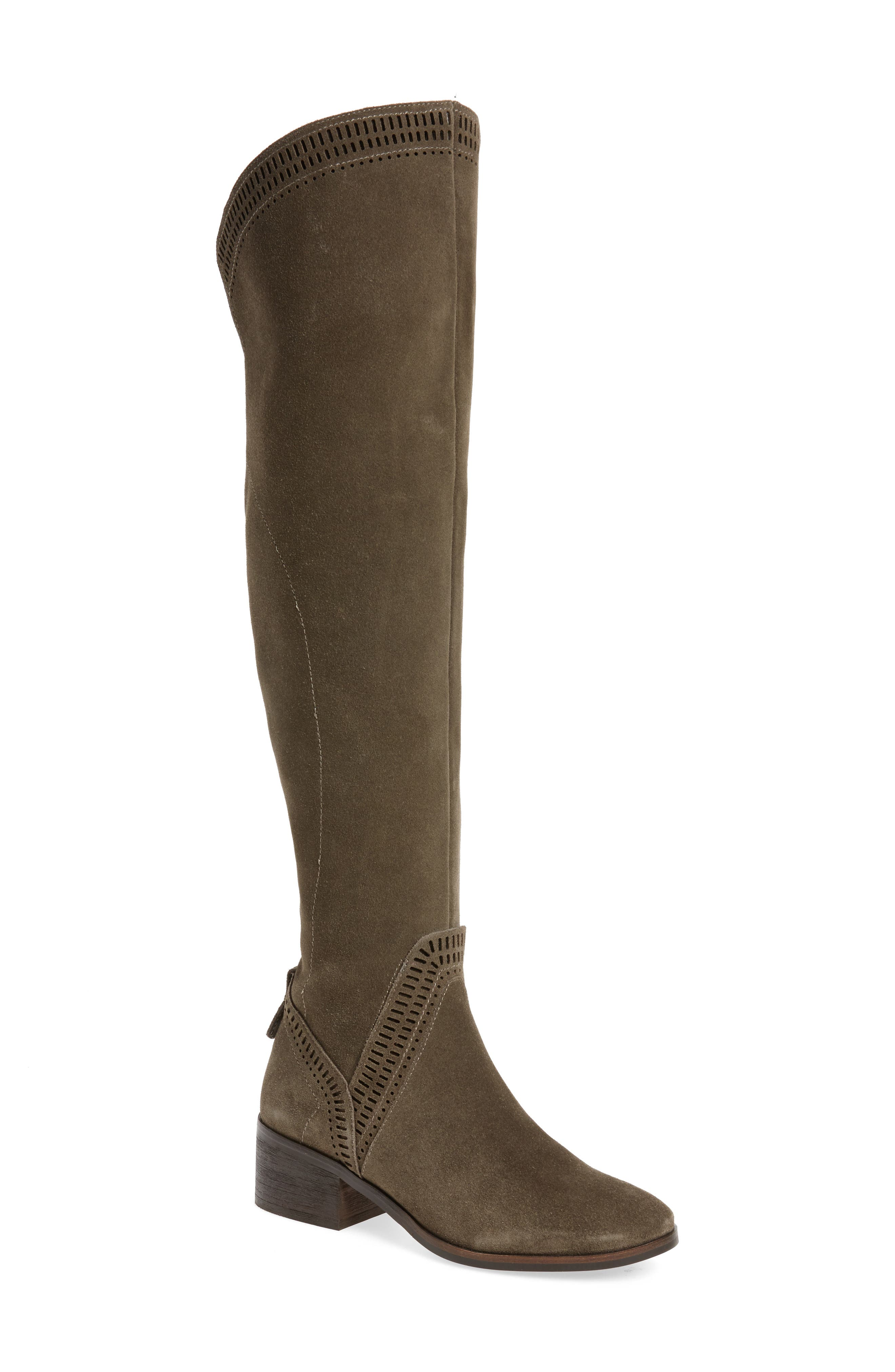 Alternate Image 1 Selected - Vince Camuto Karinda Over the Knee Boot (Women)