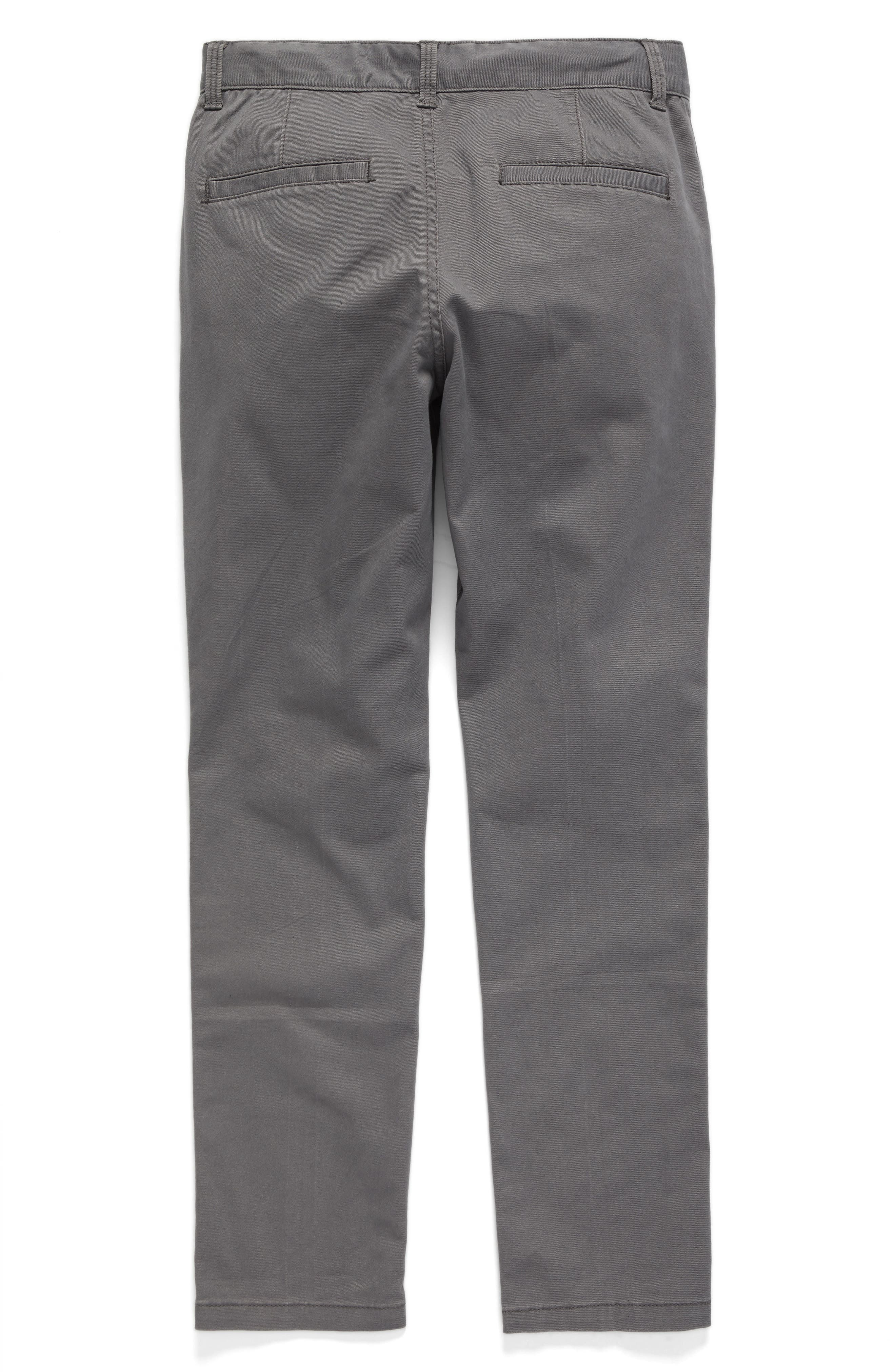 Chino Pants,                             Alternate thumbnail 2, color,                             Grey Frost
