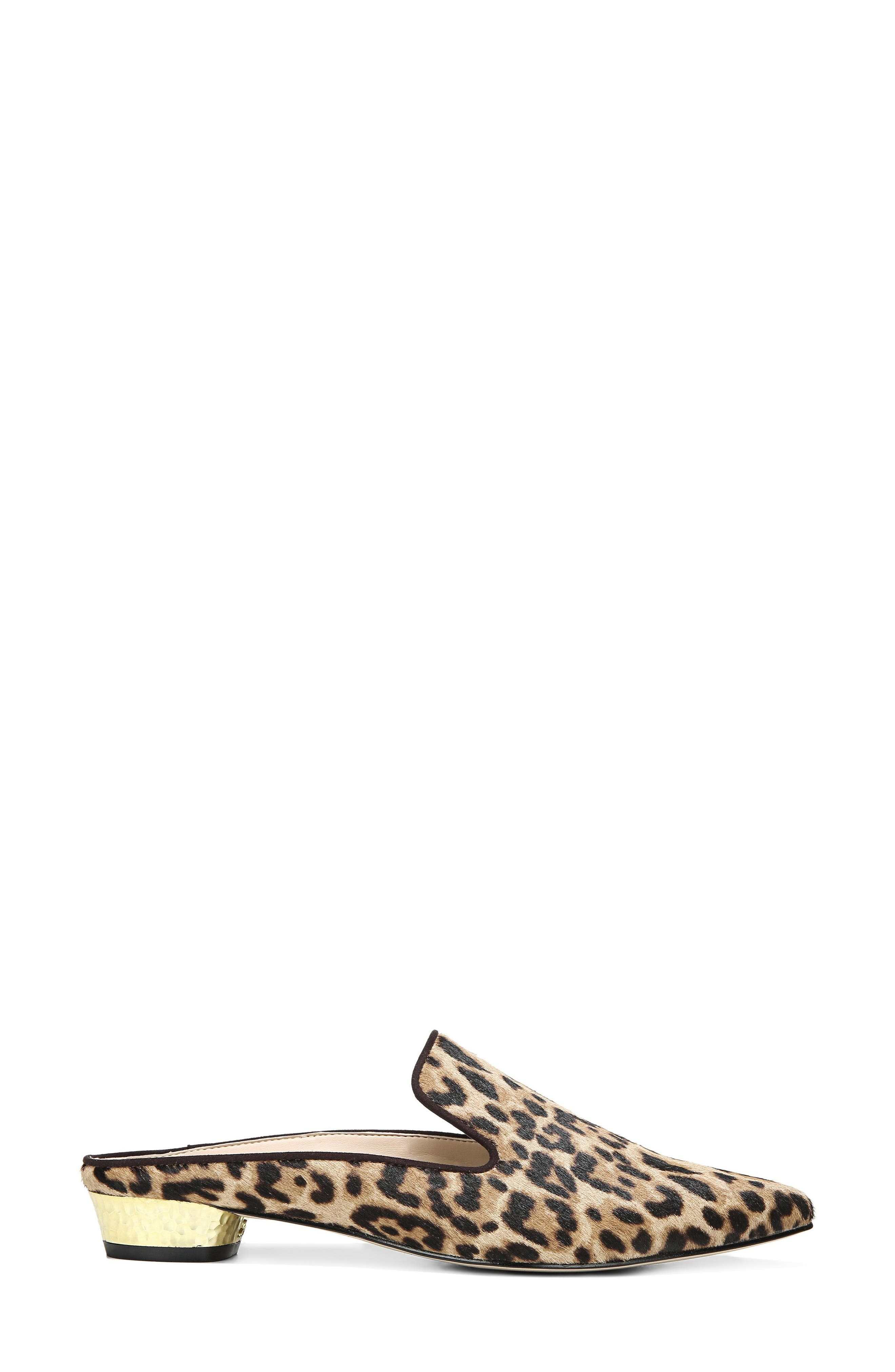 Alternate Image 3  - Sam Edelman Augustine Patterned Loafer Mule (Women)