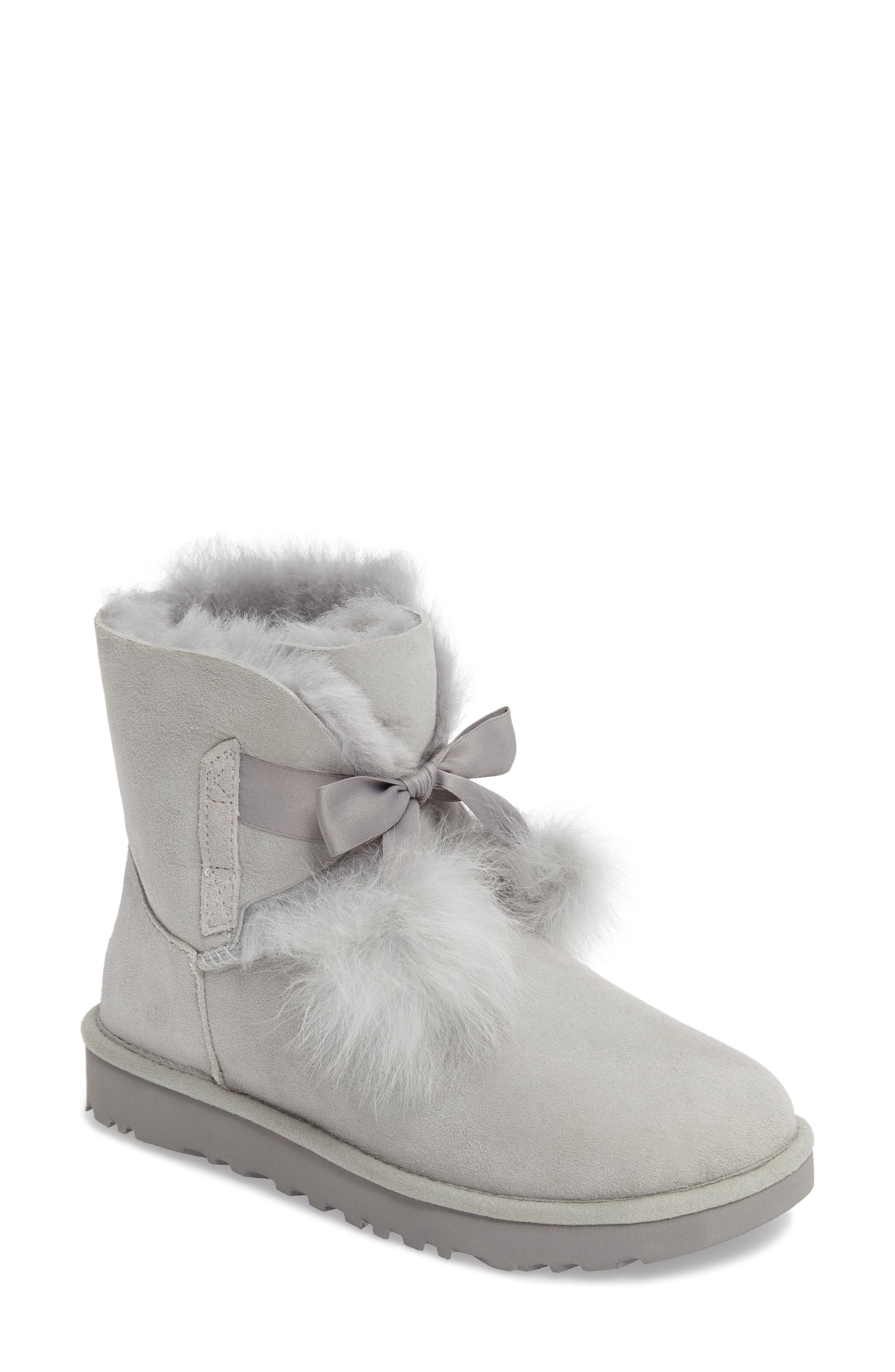 UGG® Gita Genuine Shearling Boot (Women)