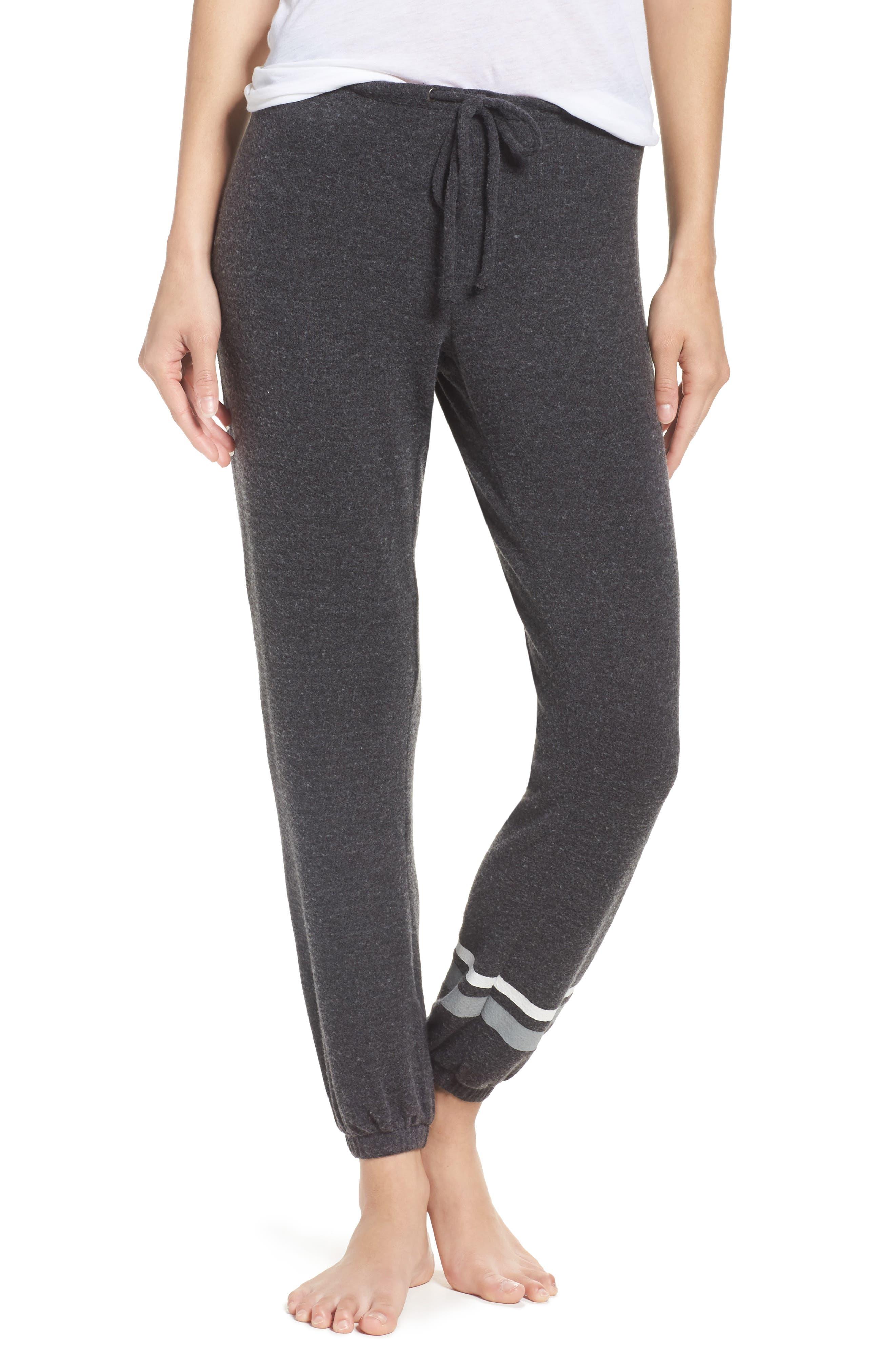 Love Lounge Jogger Pants,                         Main,                         color, Black