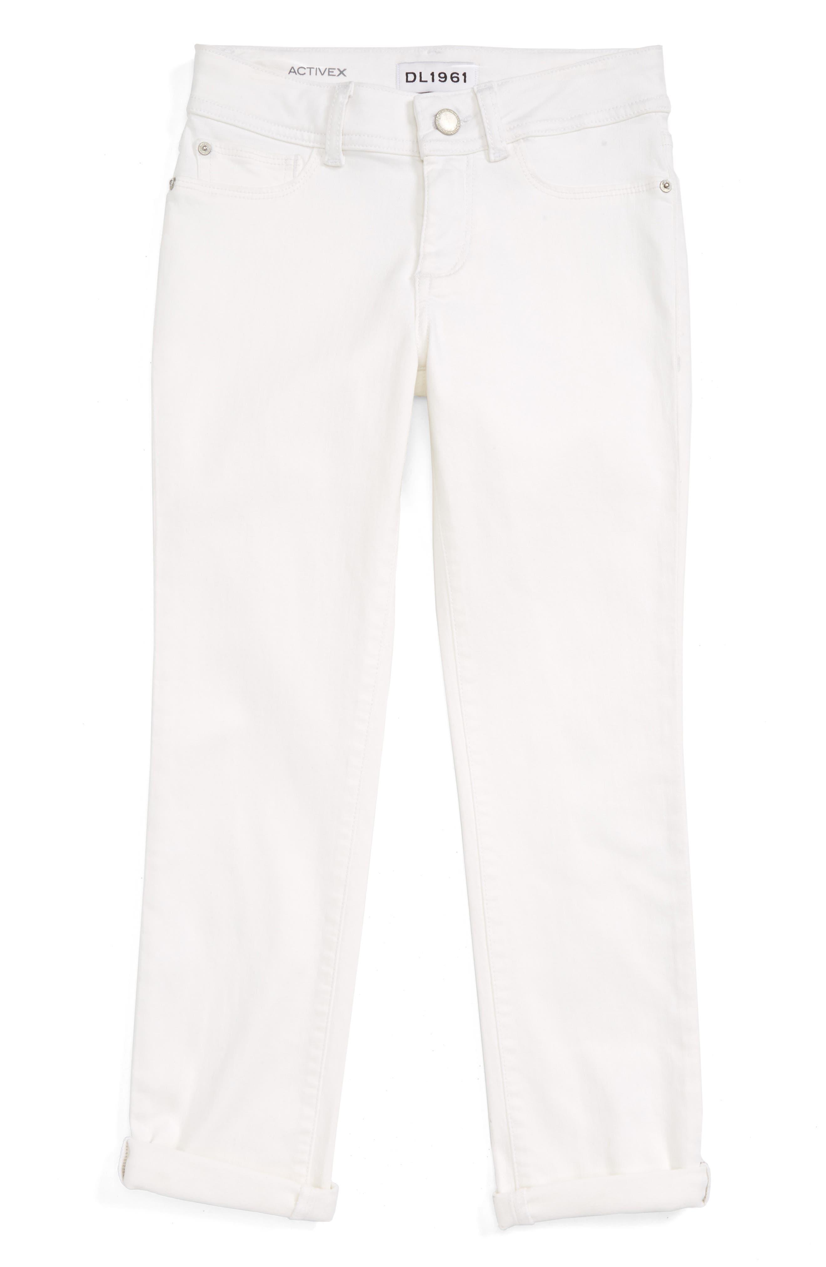 DL1961 Slouchy Skinny Jeans (Big Girls)