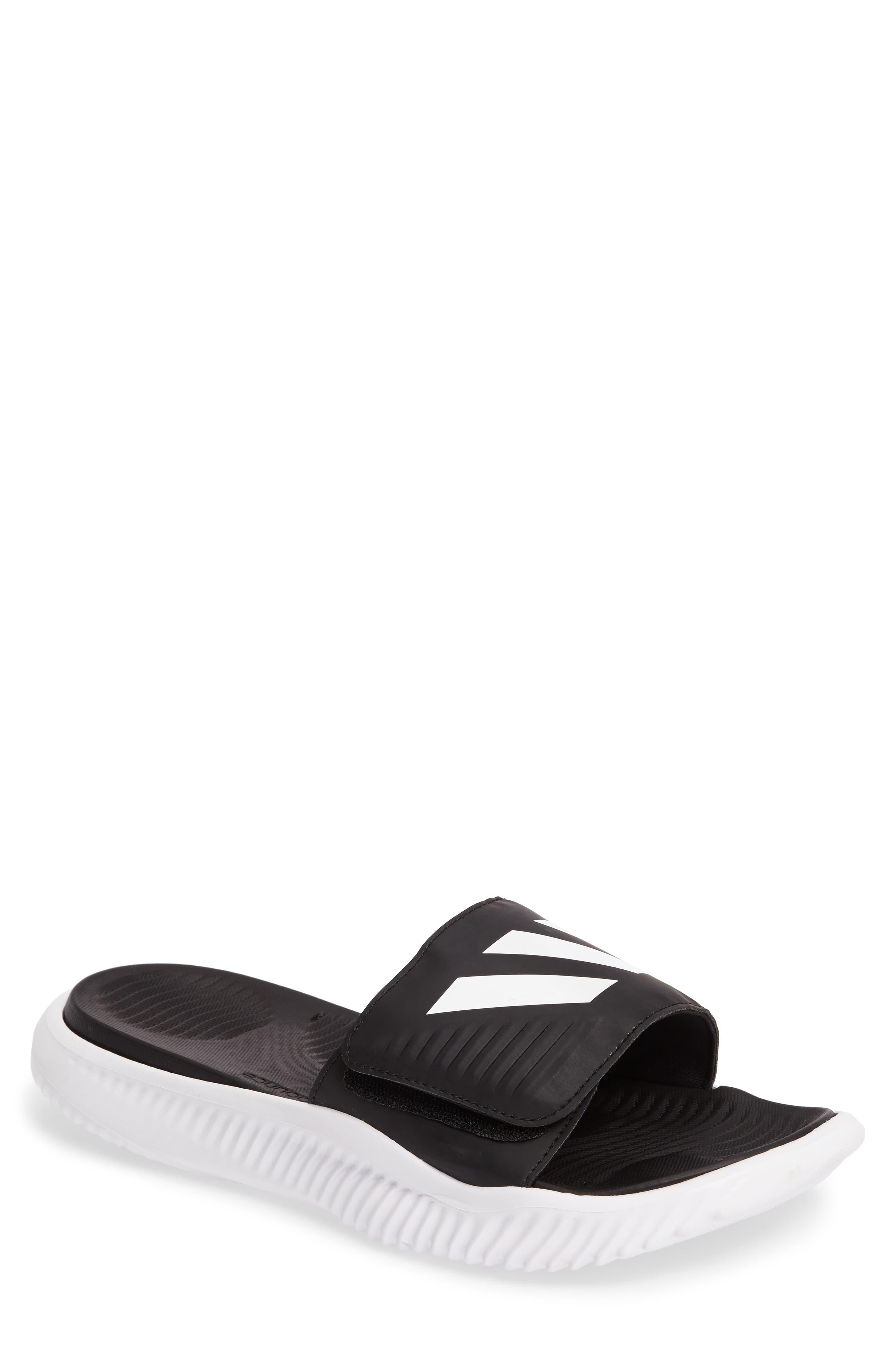 adidas AlphaBounce Slide Sandal (Men)