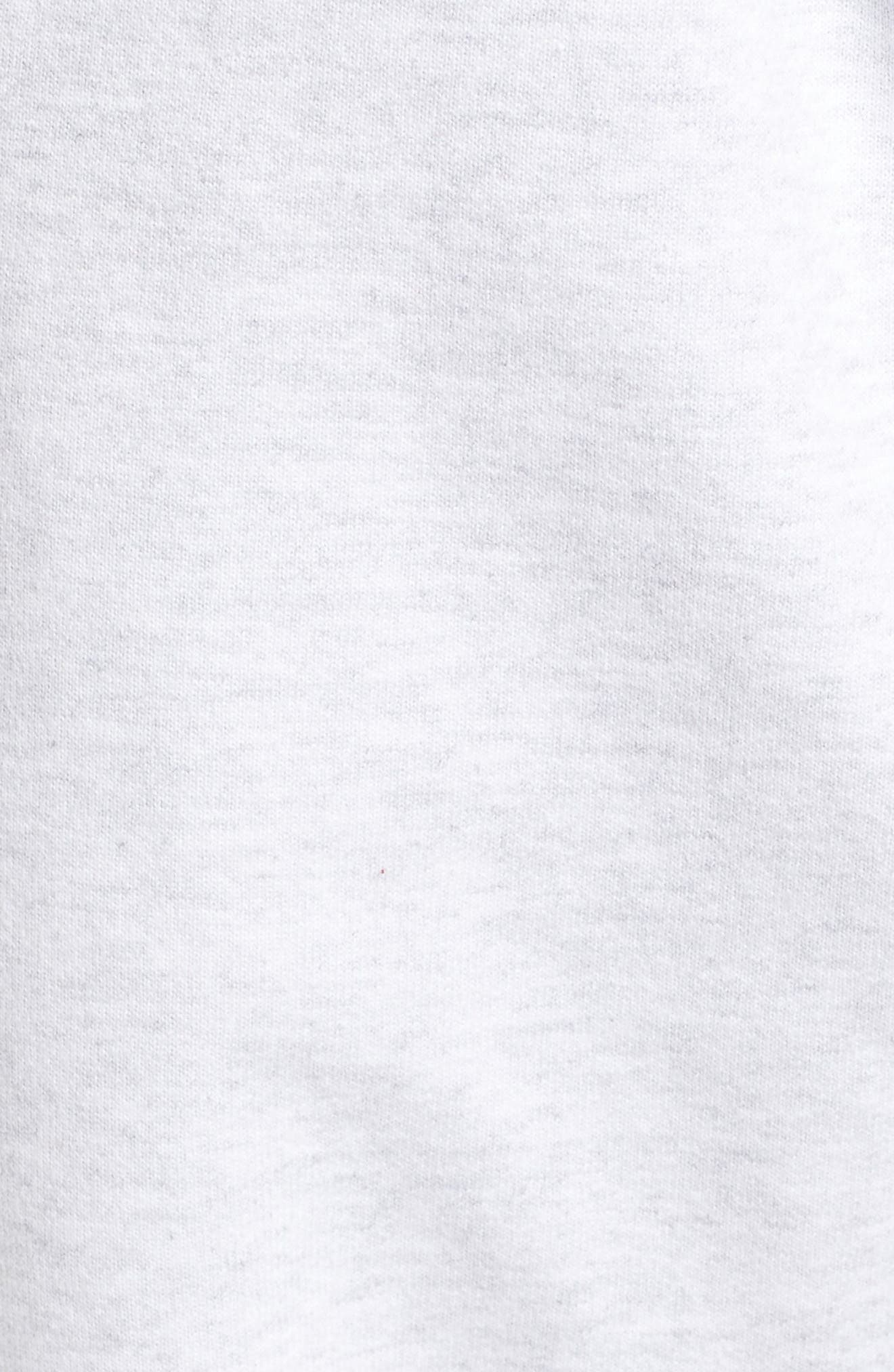 Sweatpants,                             Alternate thumbnail 5, color,                             Silver Grey