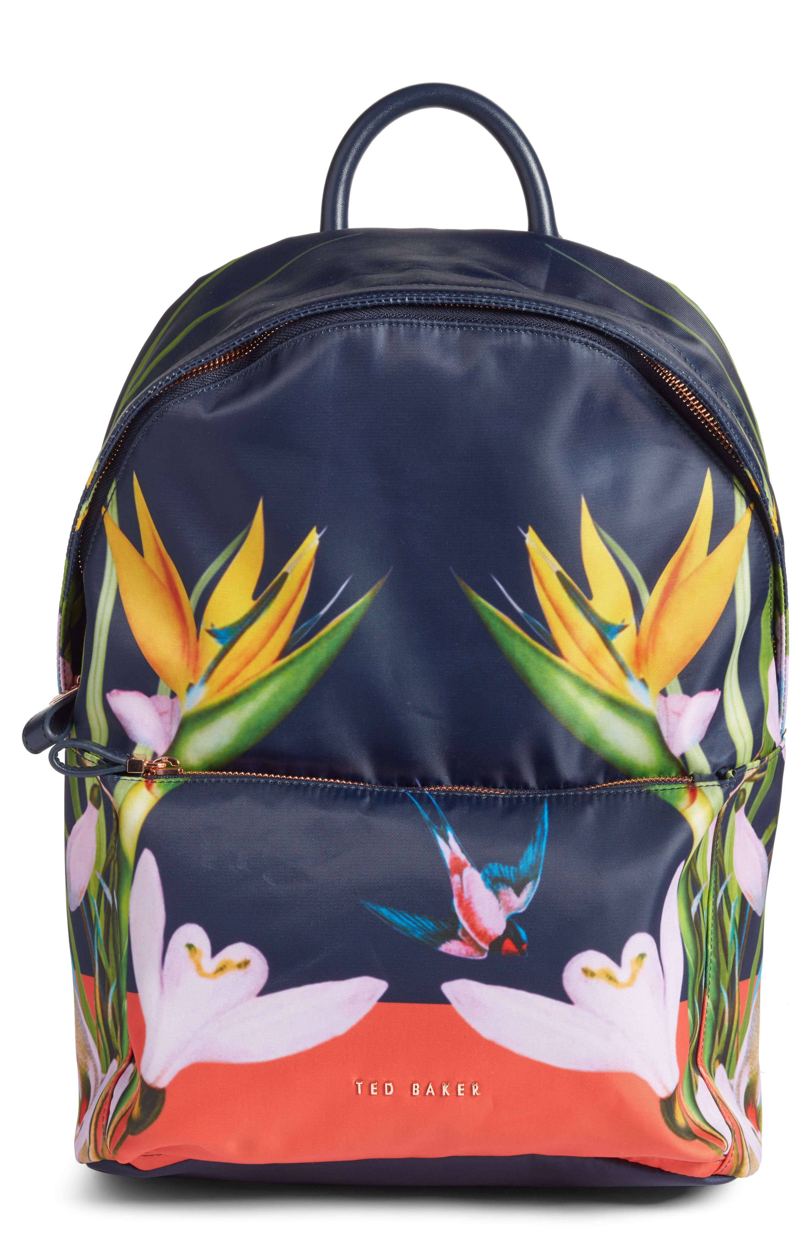TED BAKER LONDON Tropical Oasis Backpack