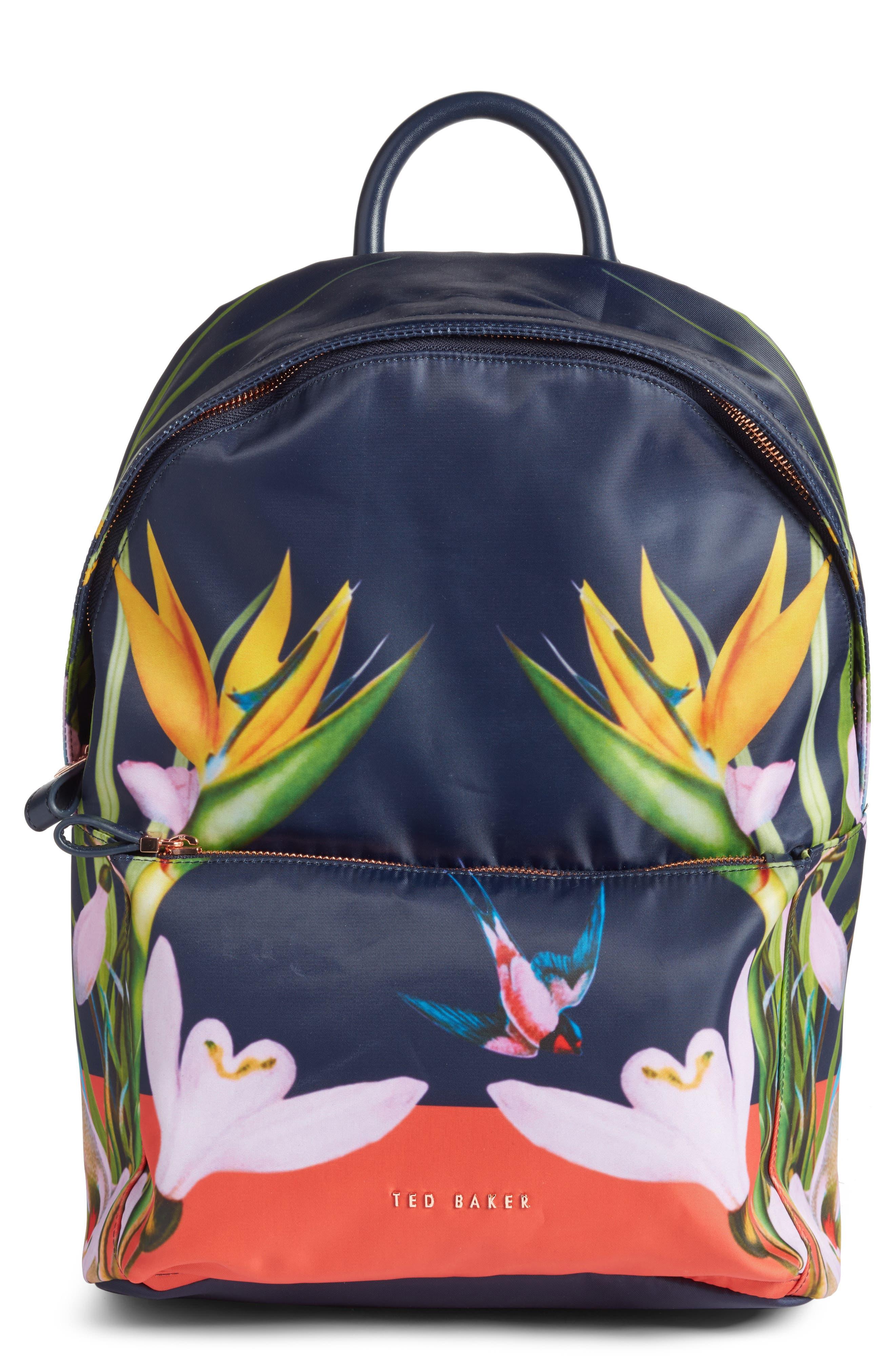 Ted Baker London Tropical Oasis Backpack