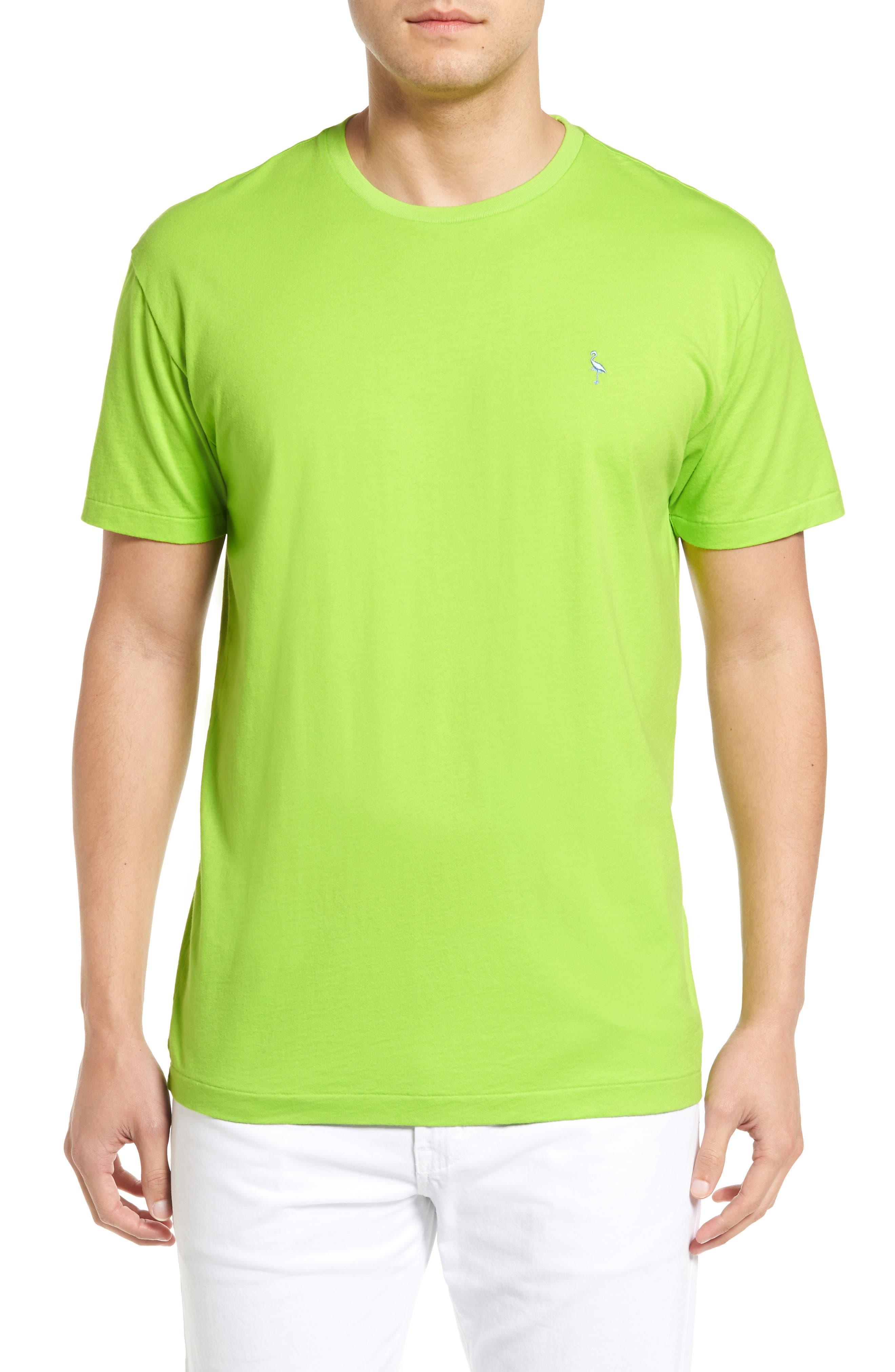 Markham Square T-Shirt,                         Main,                         color, Marathon Green