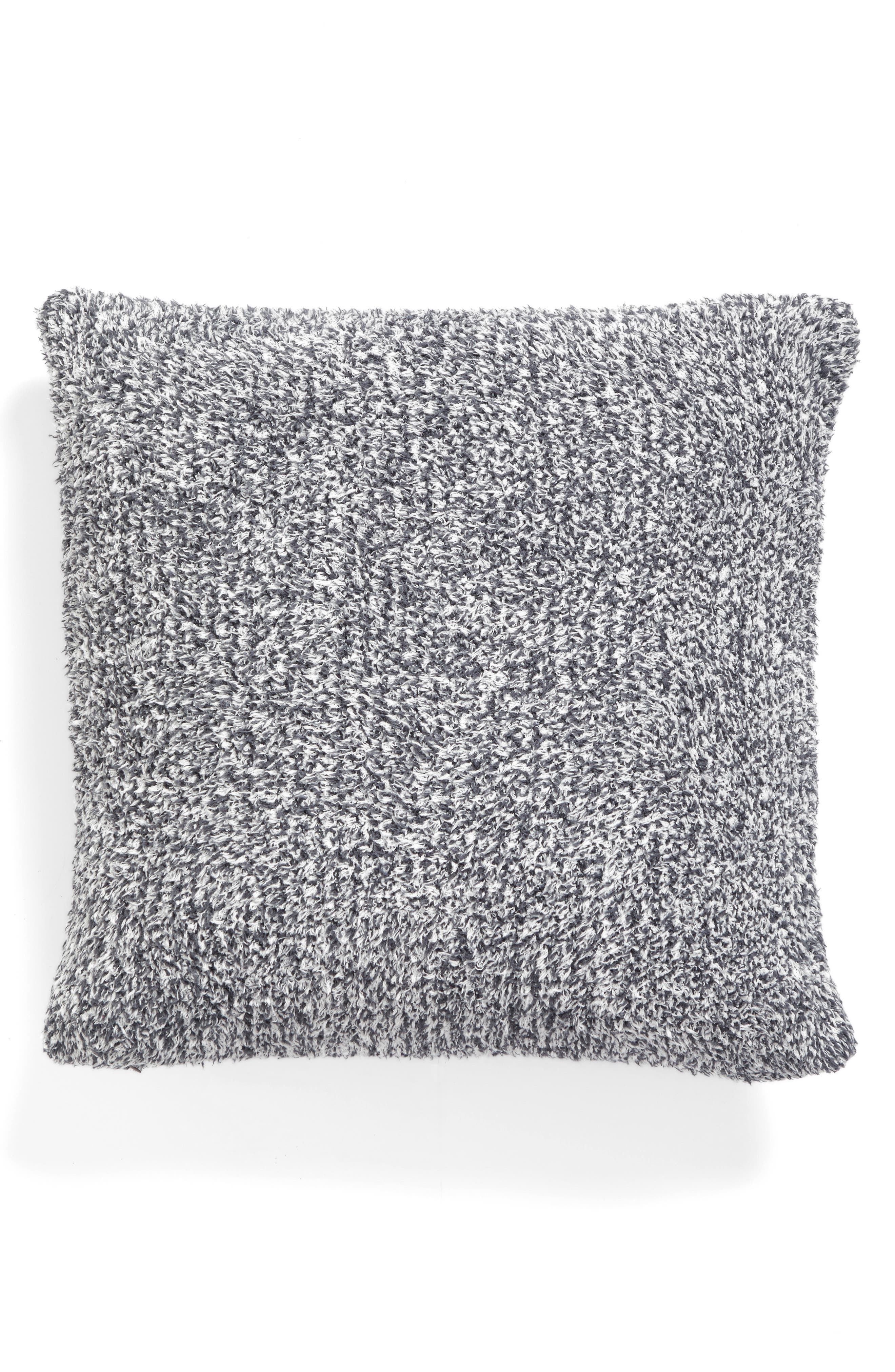 Alternate Image 2  - Barefoot Dreams® Cozychic® Heathered Accent Pillow