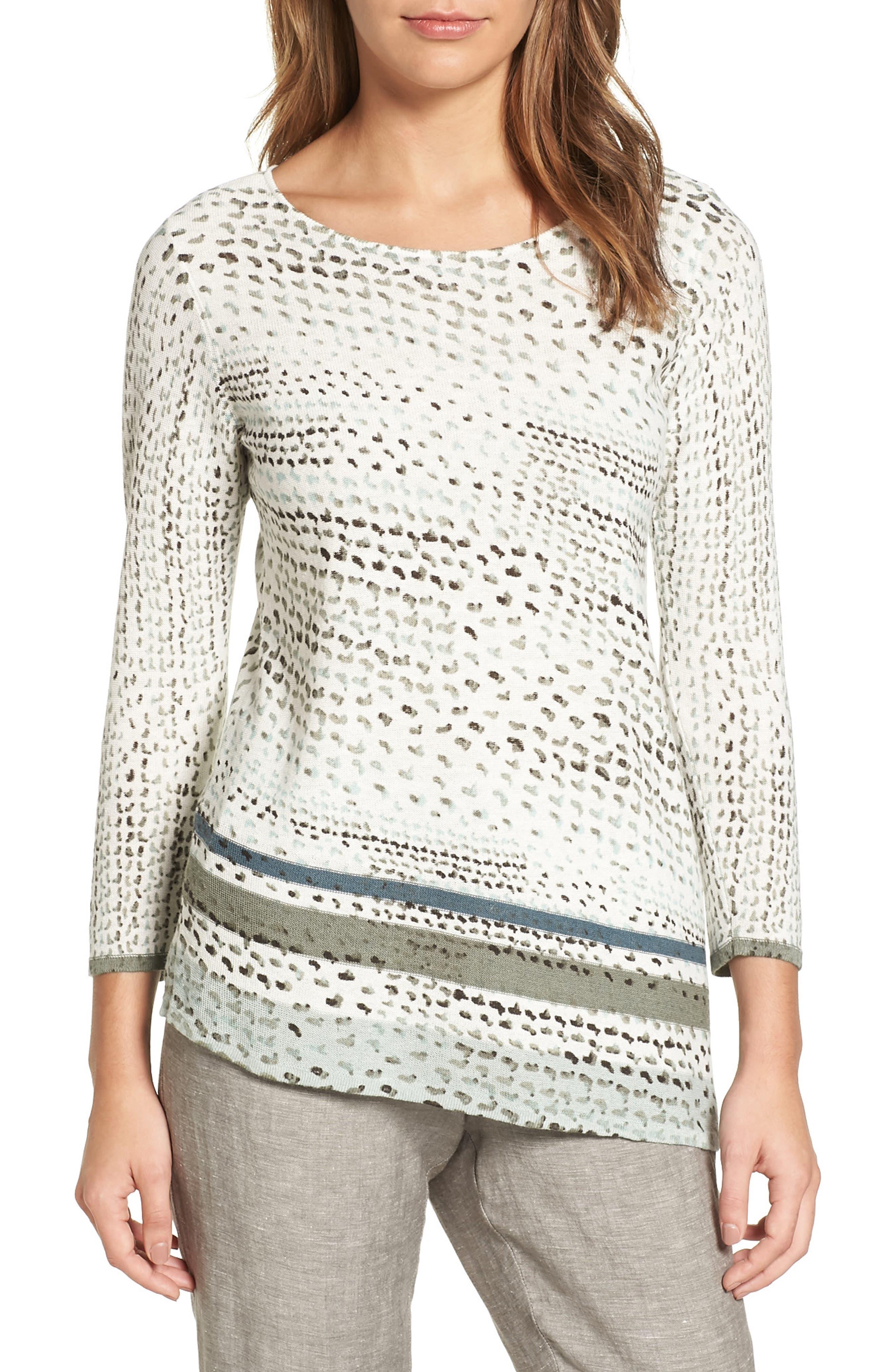 NIC+ZOE Savannah Sweater (Regular & Petite)