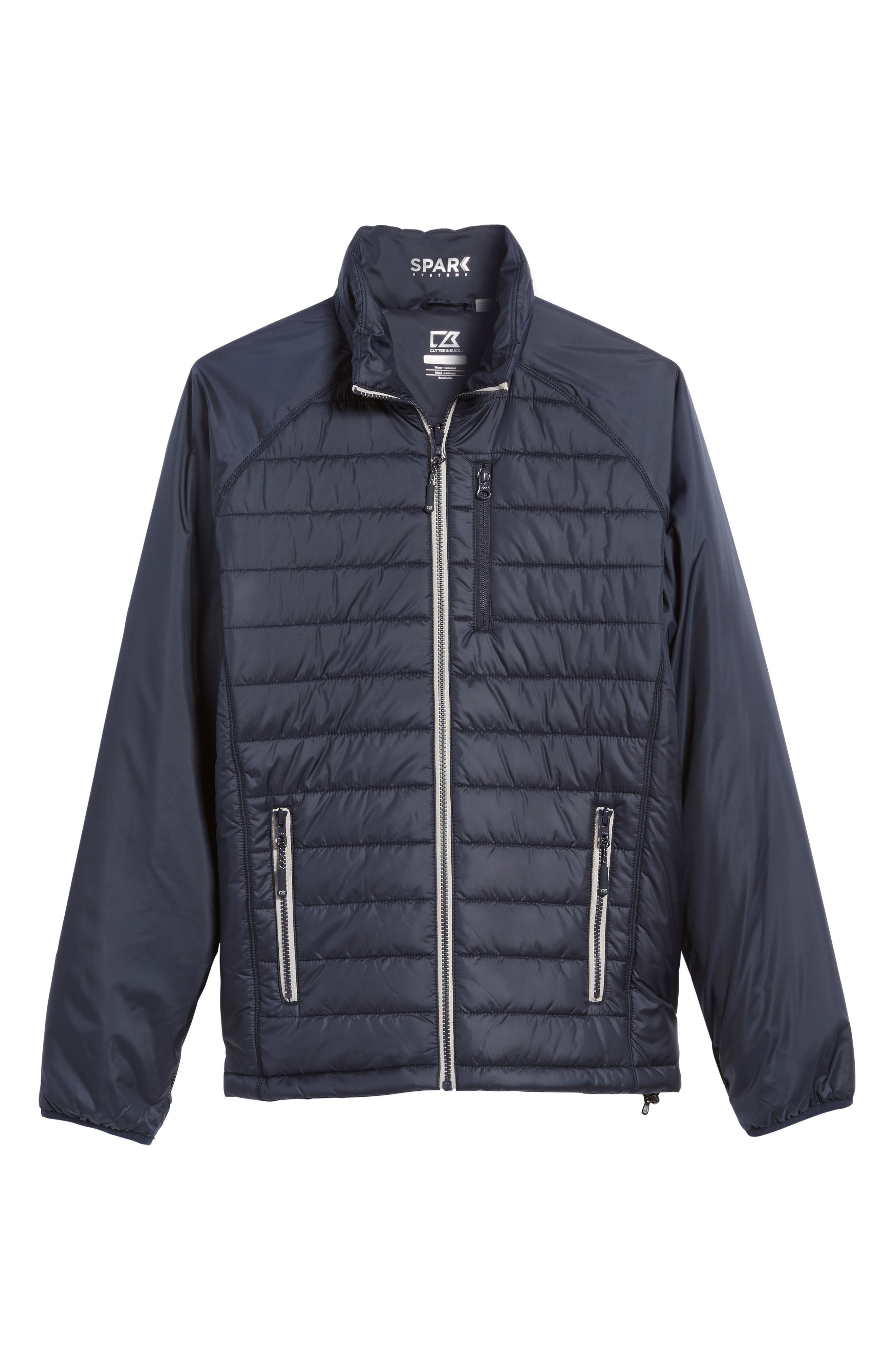 Alternate Image 6  - Cutter & Buck Barlow Pass Quilted Jacket