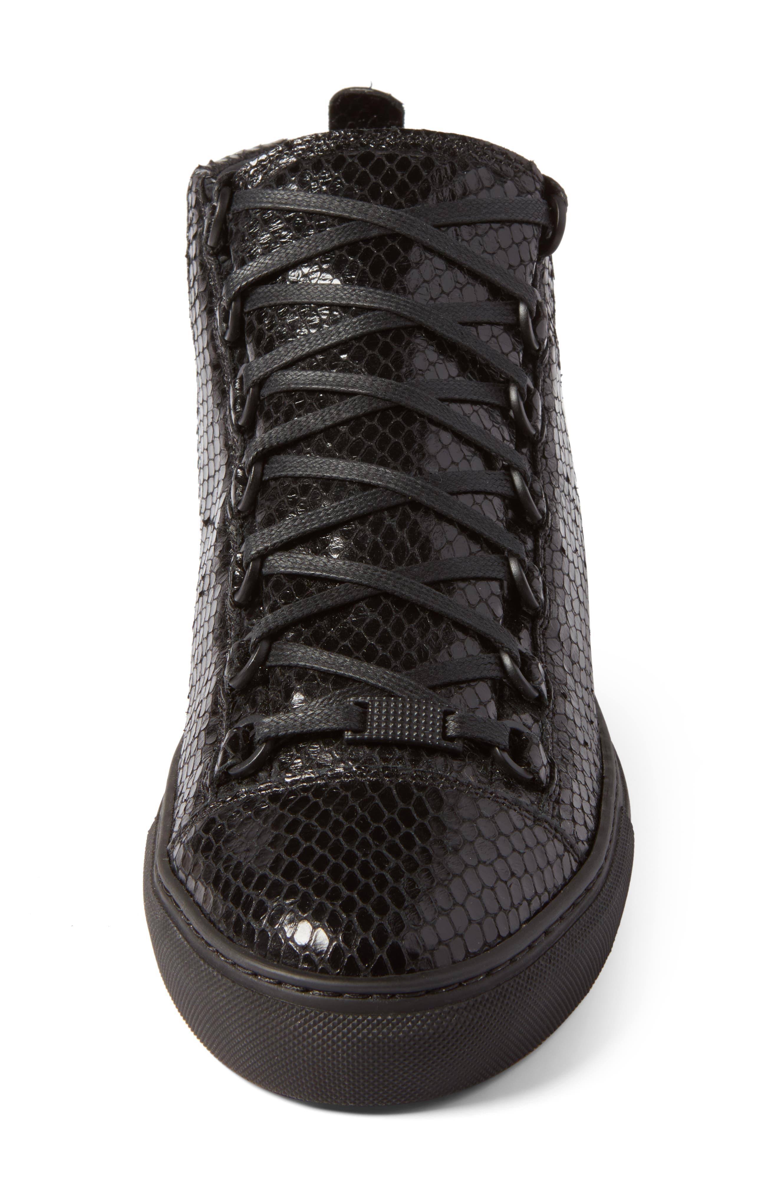 Alternate Image 4  - Balenciaga High Top Sneaker (Men)