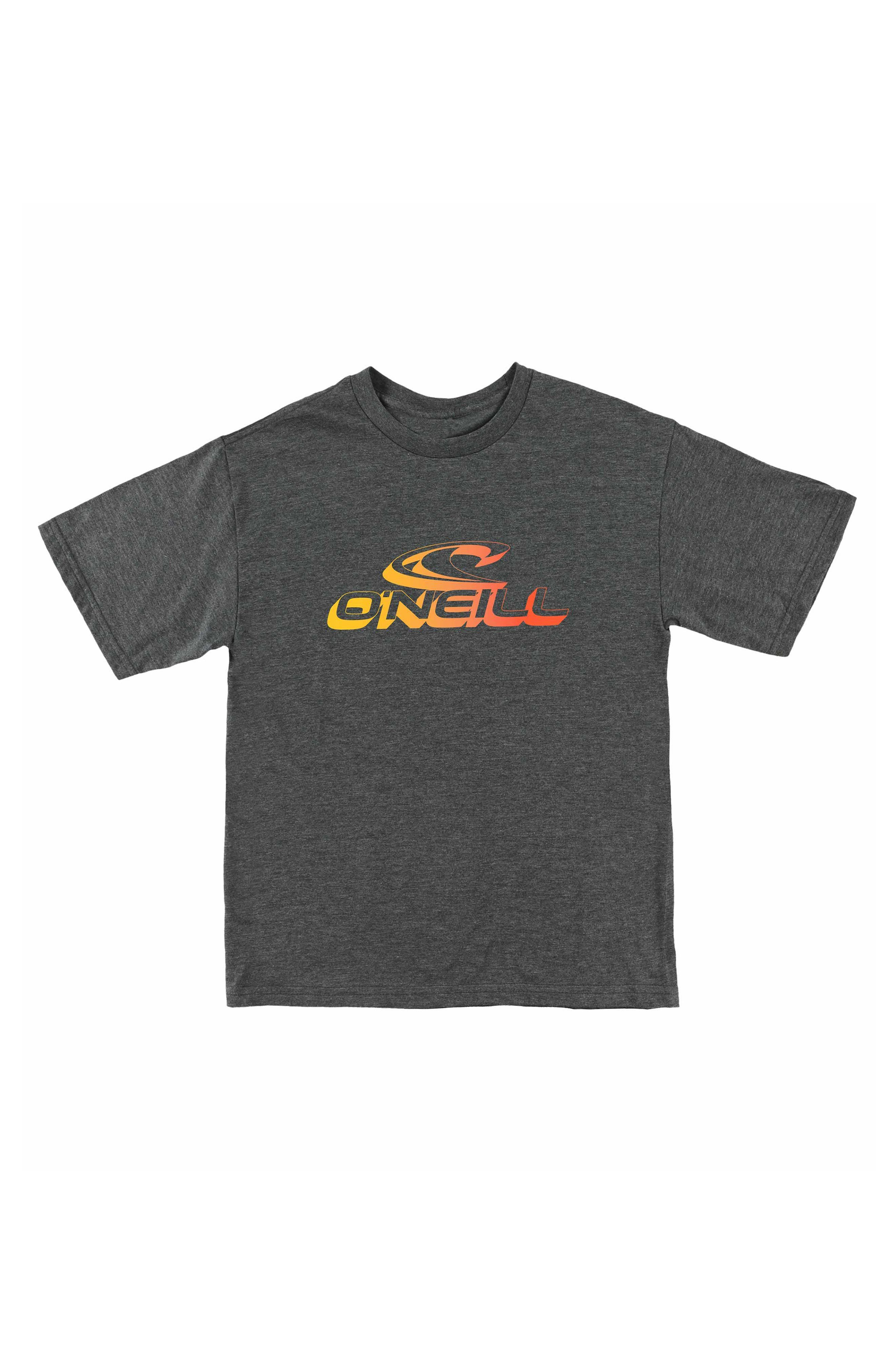 Alternate Image 1 Selected - O'Neill Extra T-Shirt (Toddler Boys & Little Boys)