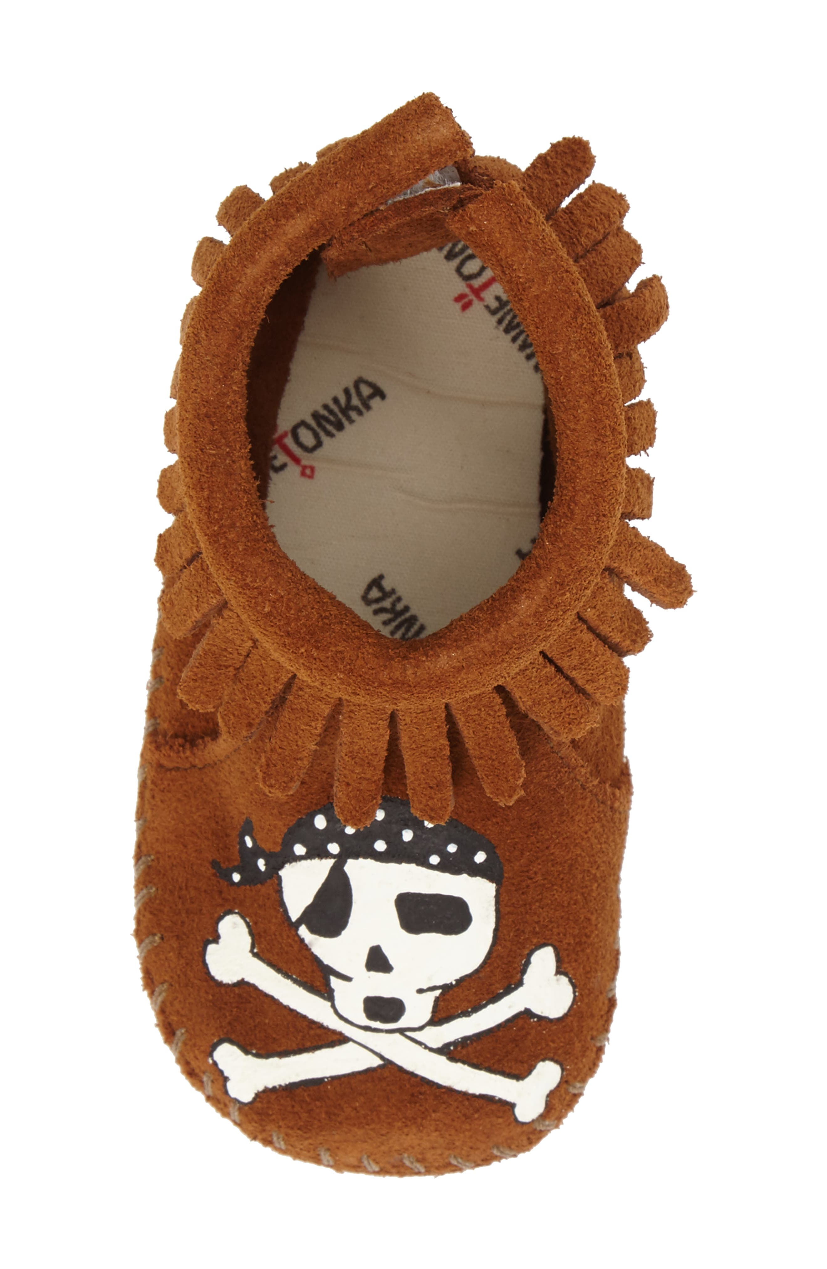 x Free Range Mama Sail into the Mystic Bootie,                             Alternate thumbnail 5, color,                             Brown Suede