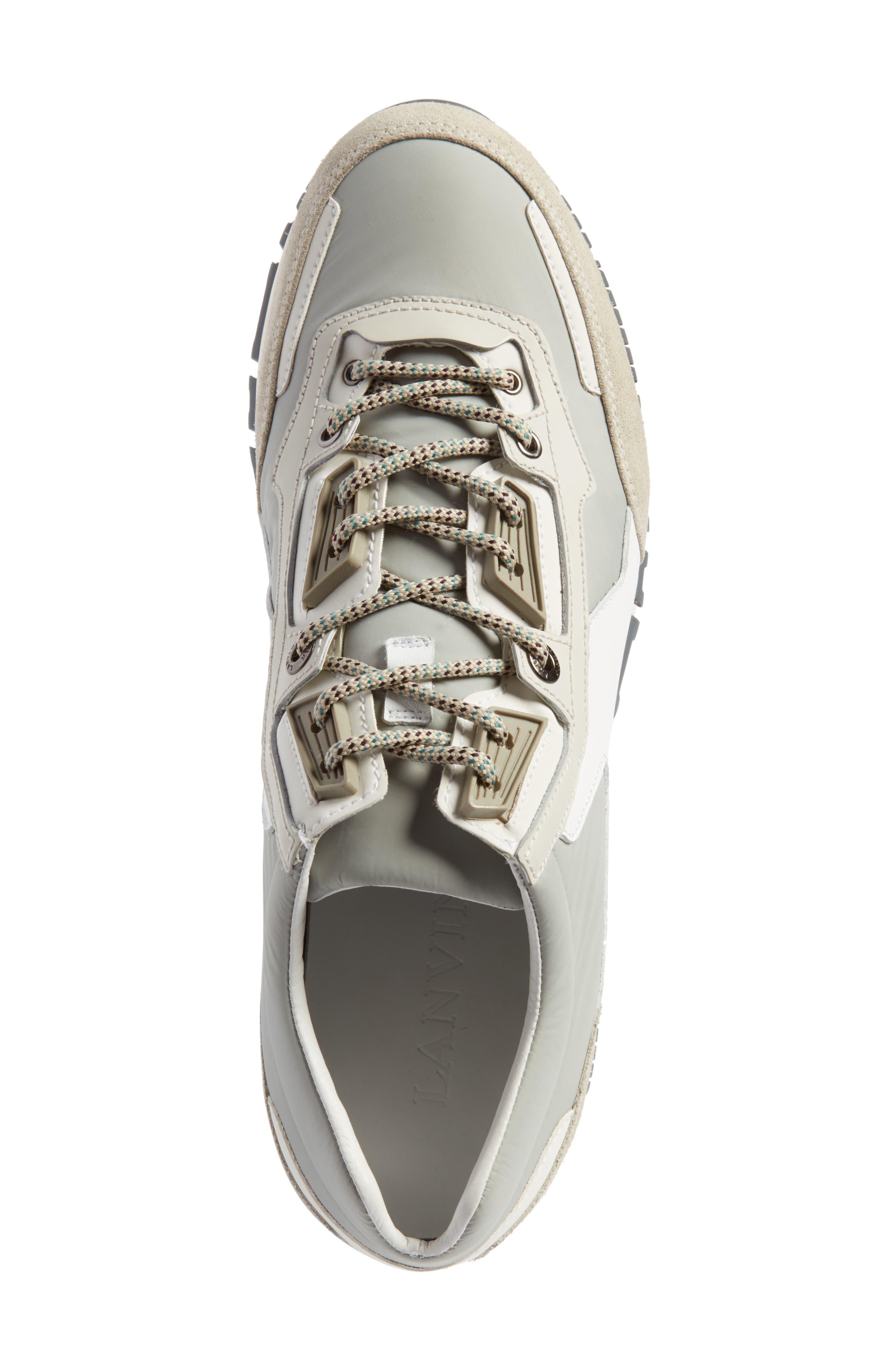 Alternate Image 5  - Lanvin Running Sneaker (Men)