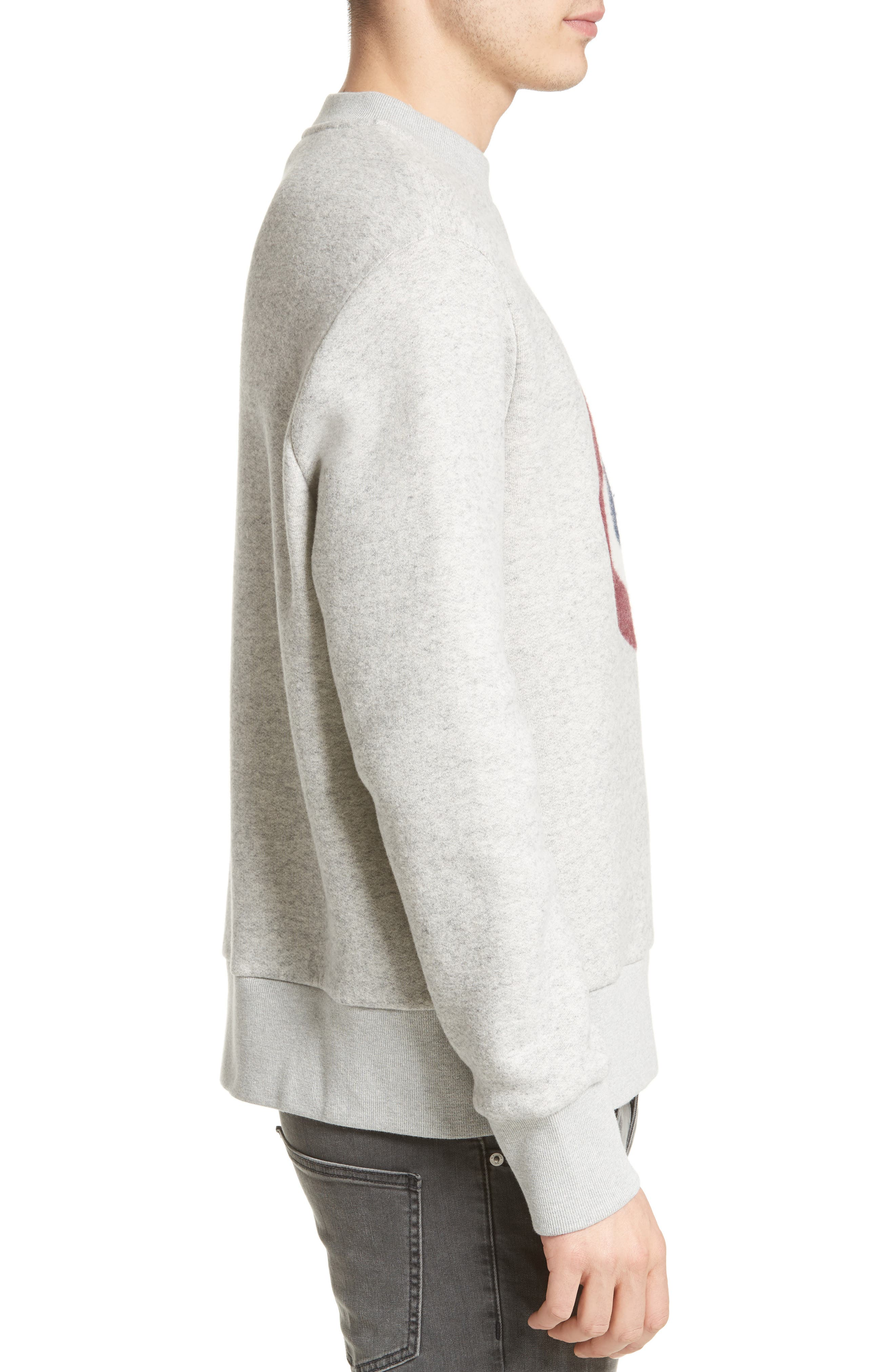 Alternate Image 3  - Moncler Maglia Girocollo Sweatshirt