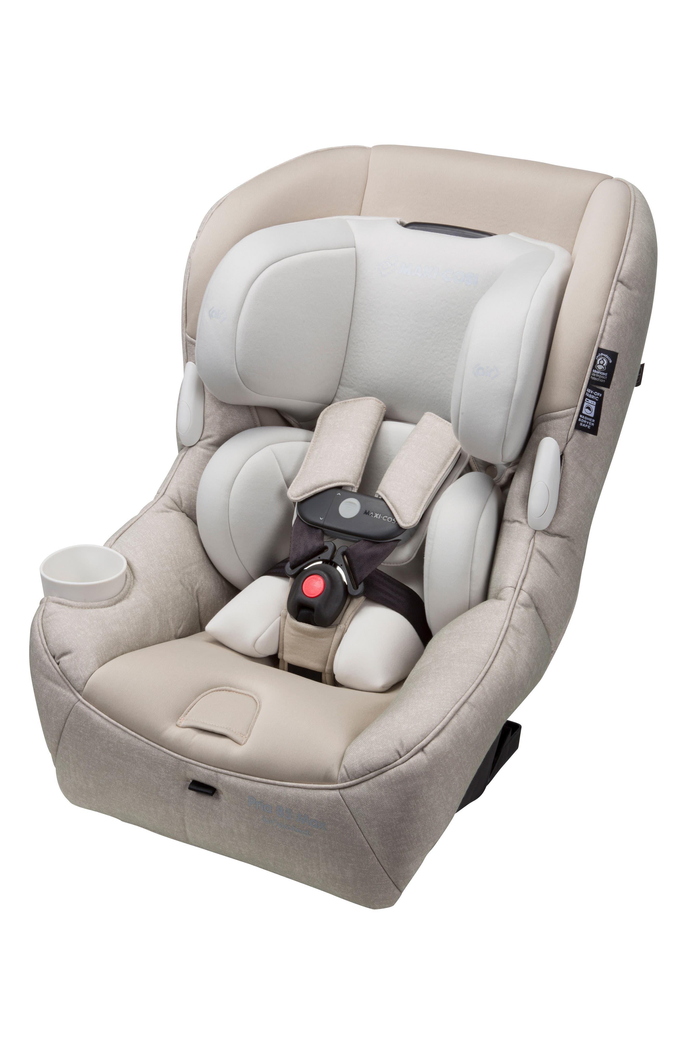 Pria<sup>™</sup> 85 Max Nomad Collection Convertible Car Seat,                             Alternate thumbnail 5, color,                             Nomad Sand
