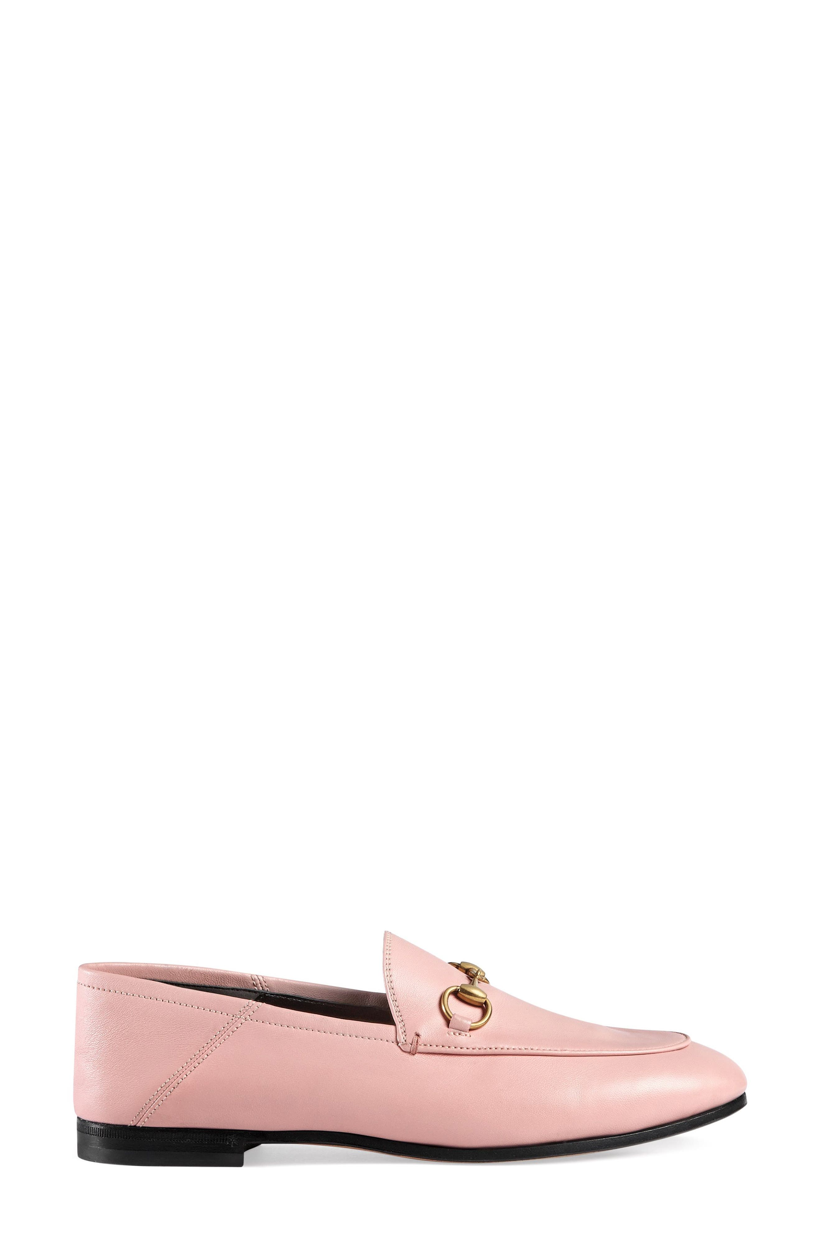 Brixton Convertible Loafer,                             Alternate thumbnail 2, color,                             Light Pink Leather