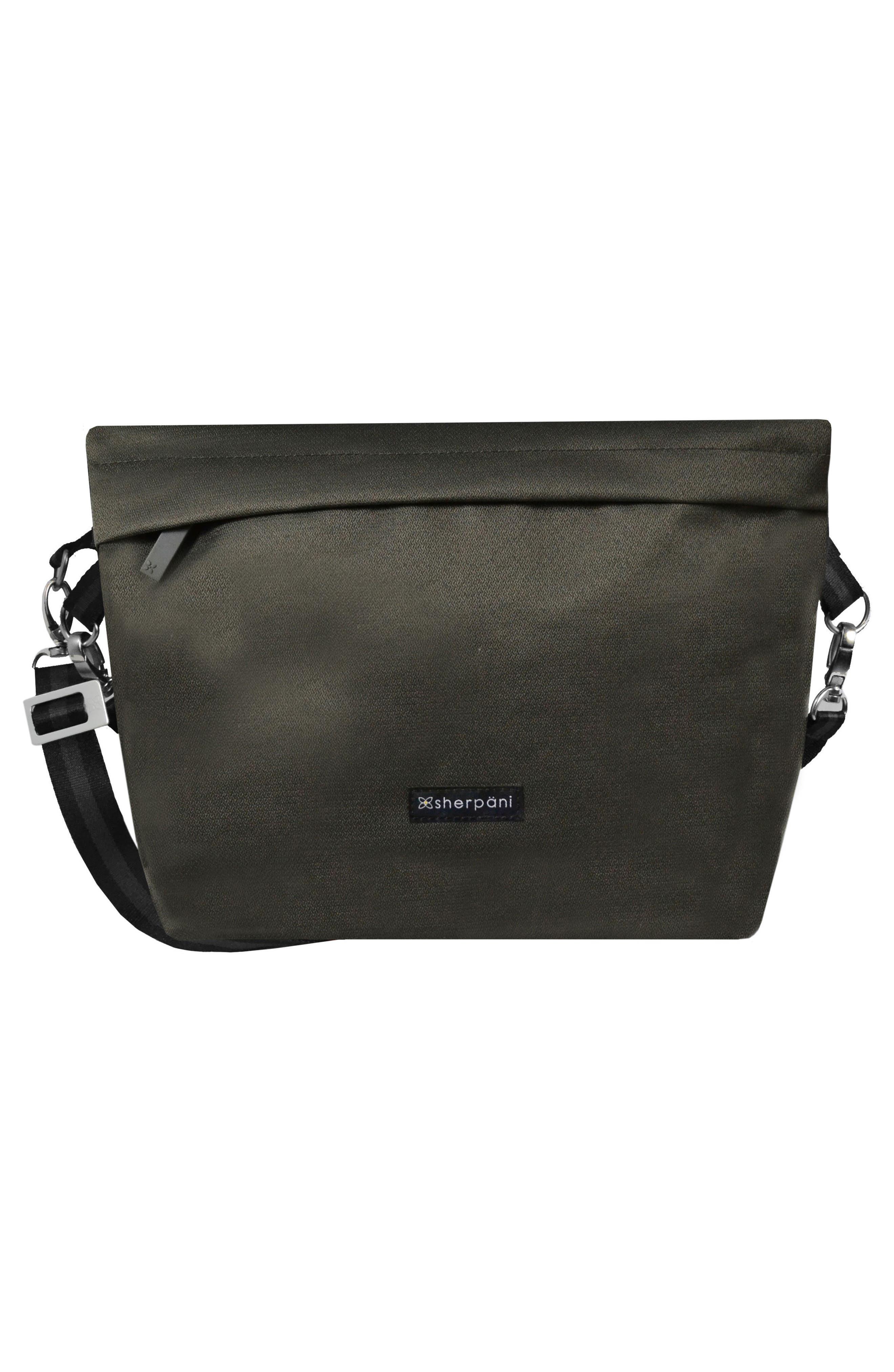 Vale Reversible Crossbody Bag,                             Alternate thumbnail 2, color,                             Ash
