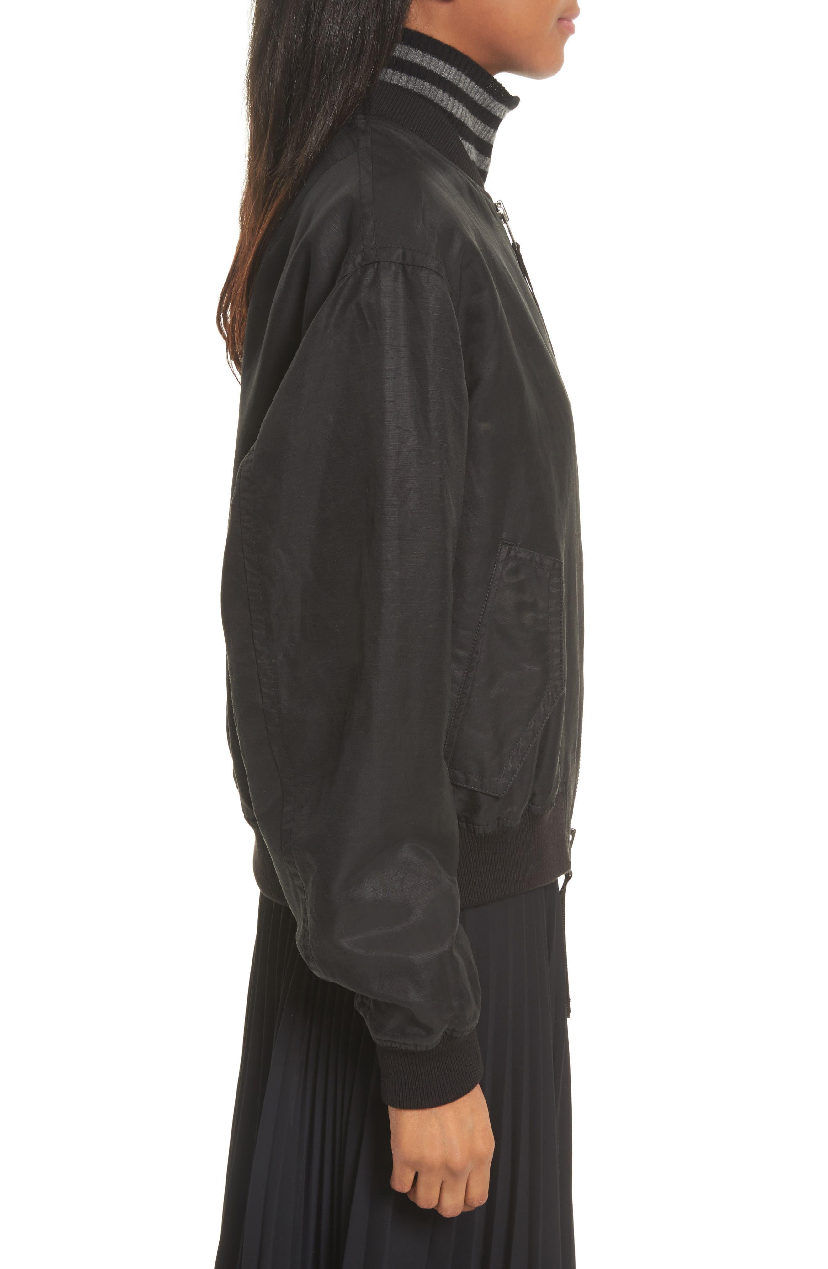 Alternate Image 4  - Vince Bomber Jacket