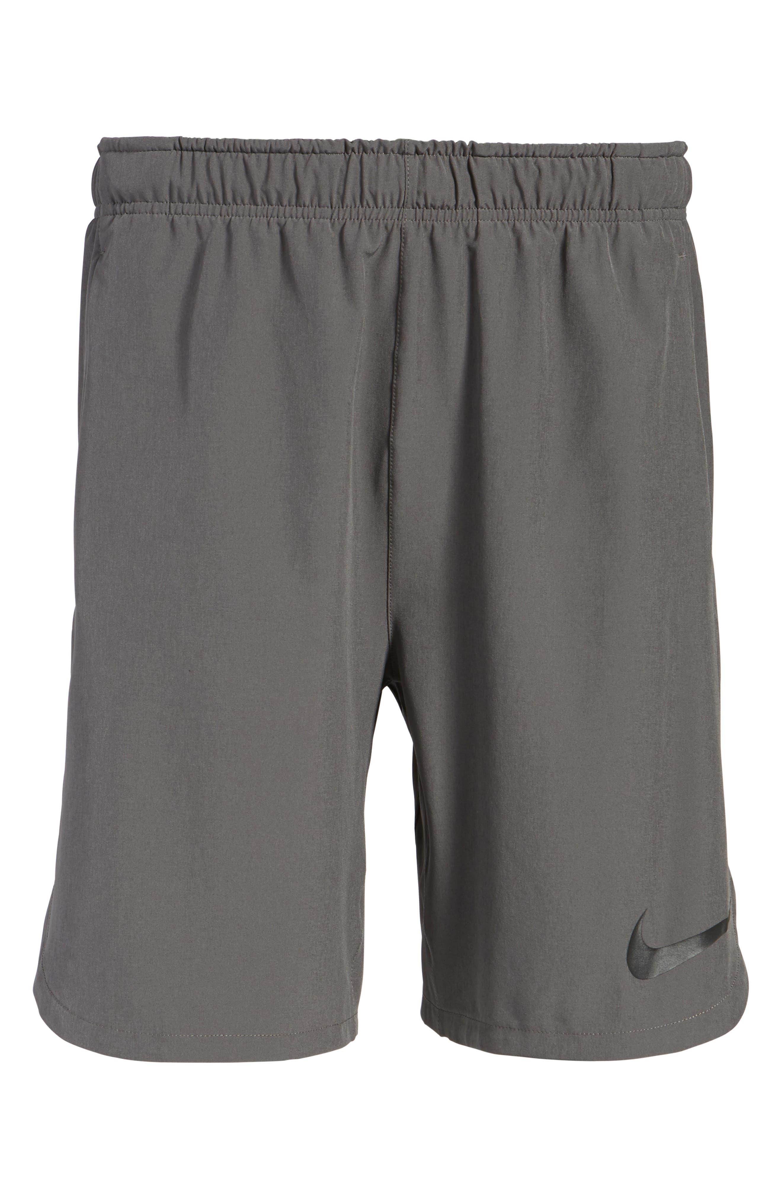 Alternate Image 5  - Nike Flex Training Shorts