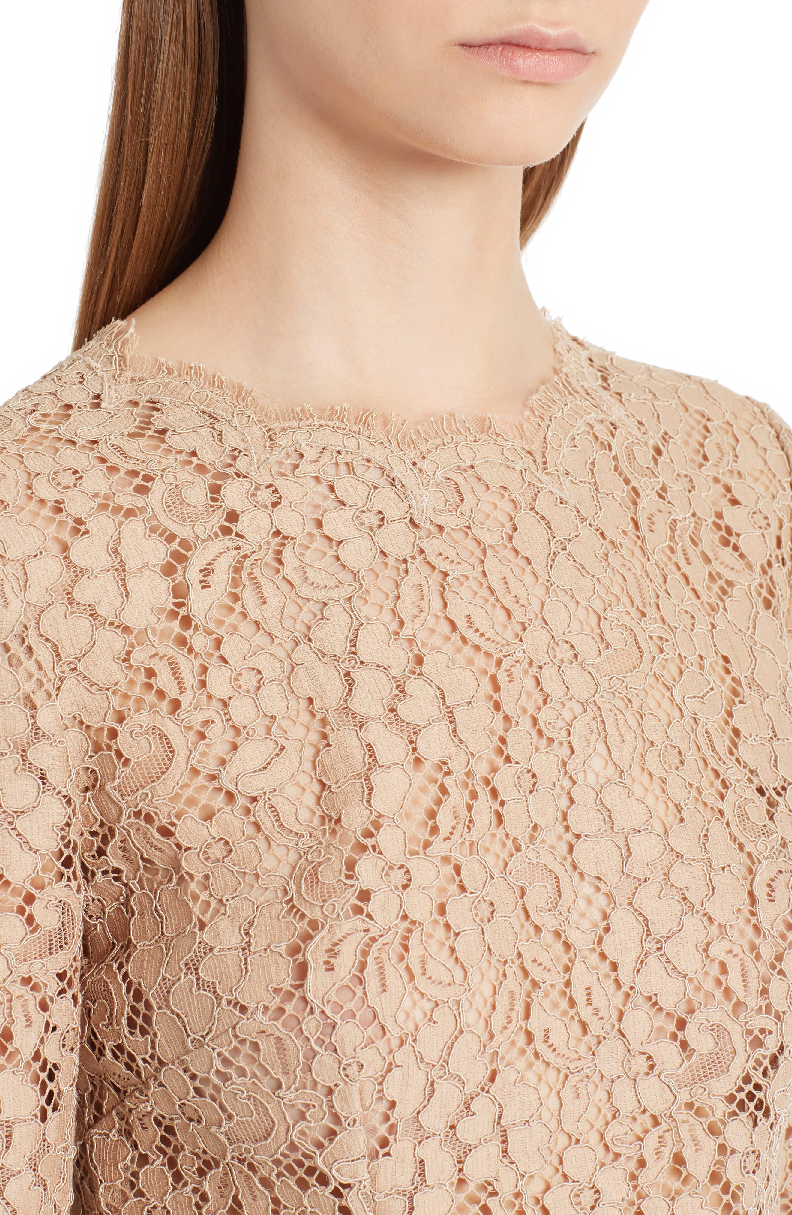 Alternate Image 5  - Dolce&Gabbana Lace Sheath Dress