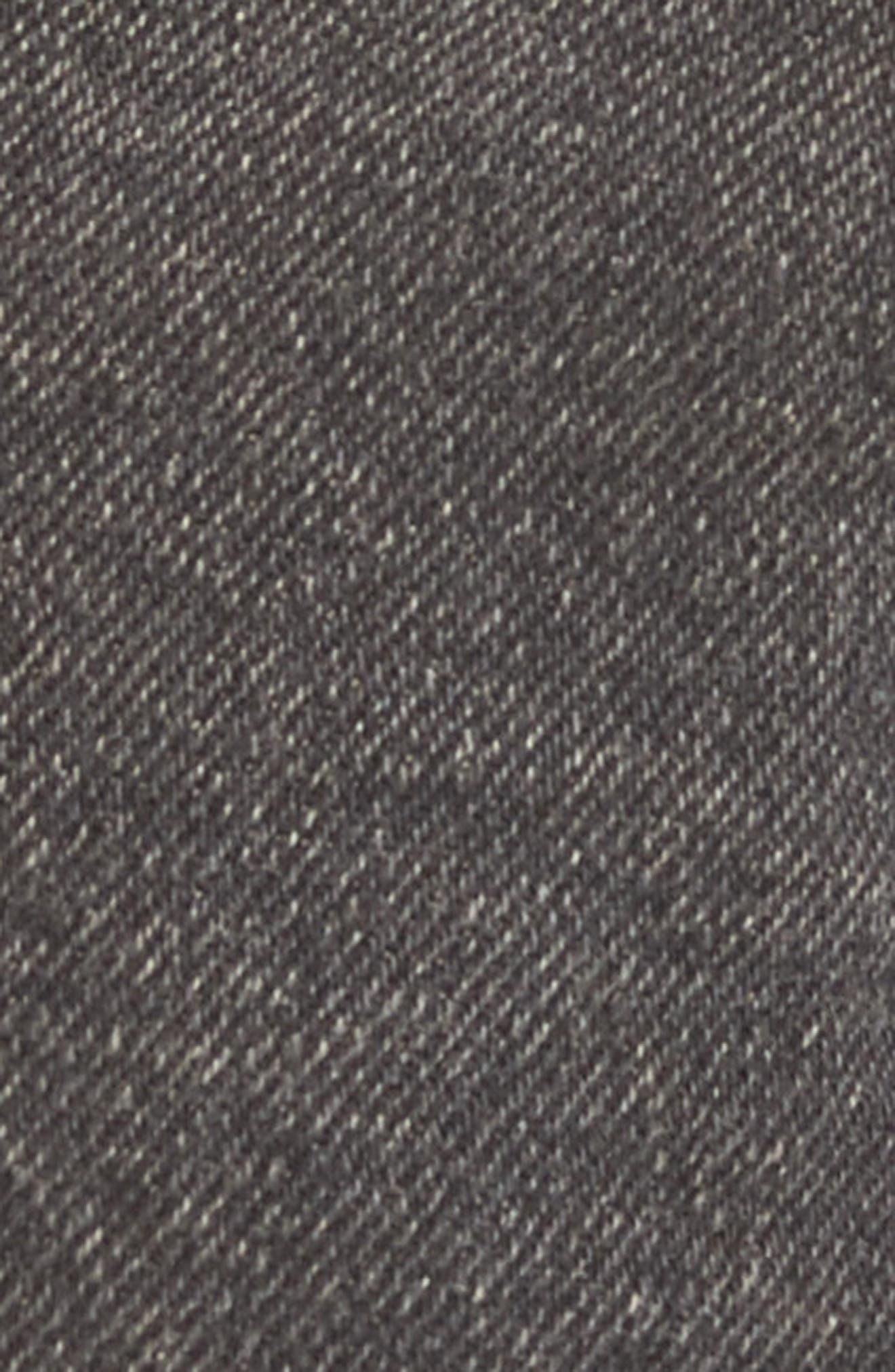 Alternate Image 5  - Levi's® Wedgie High Waist Denim Shorts (Beat Remix)