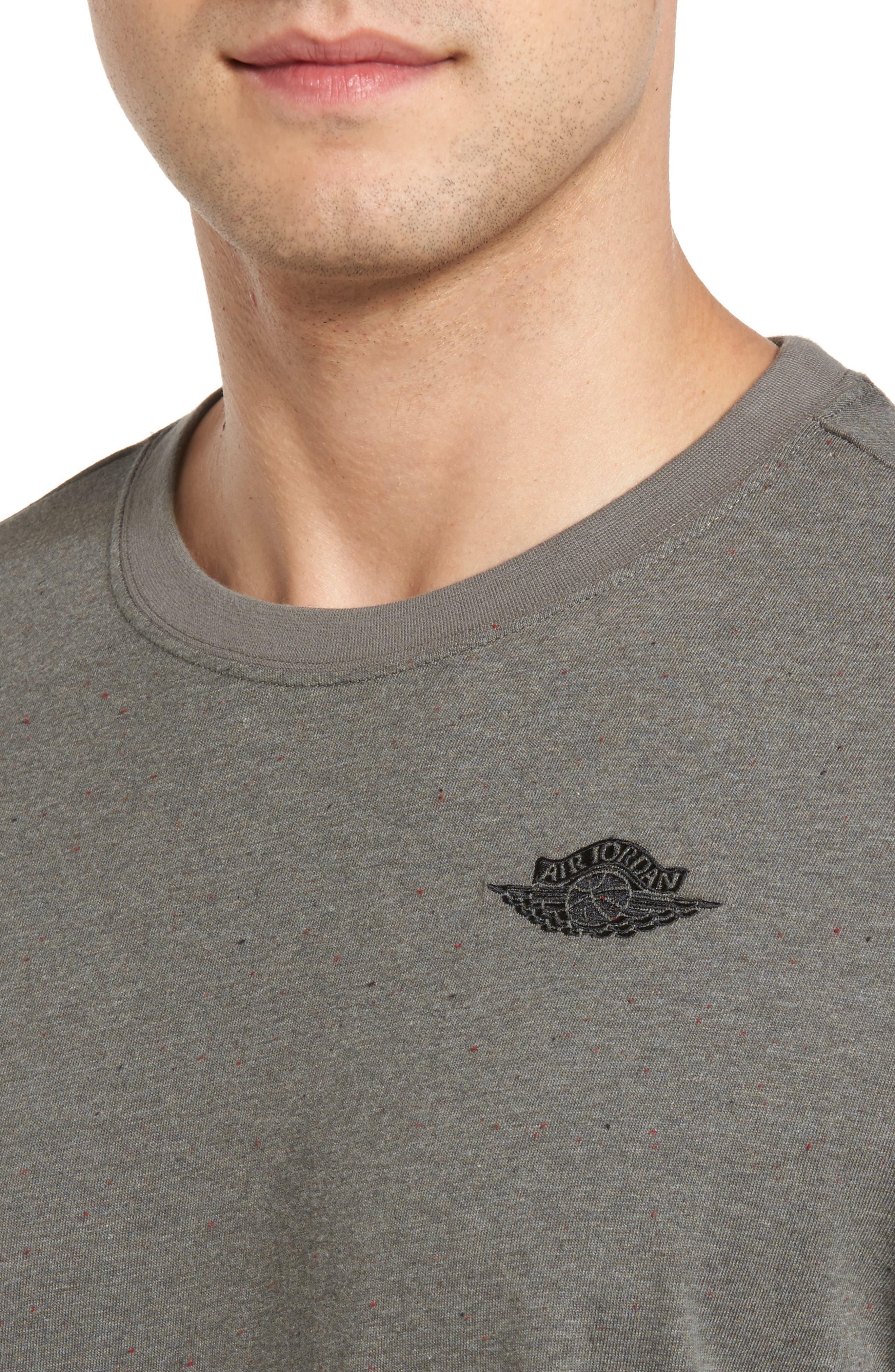 Future 2 T-Shirt,                             Alternate thumbnail 4, color,                             White/ Black