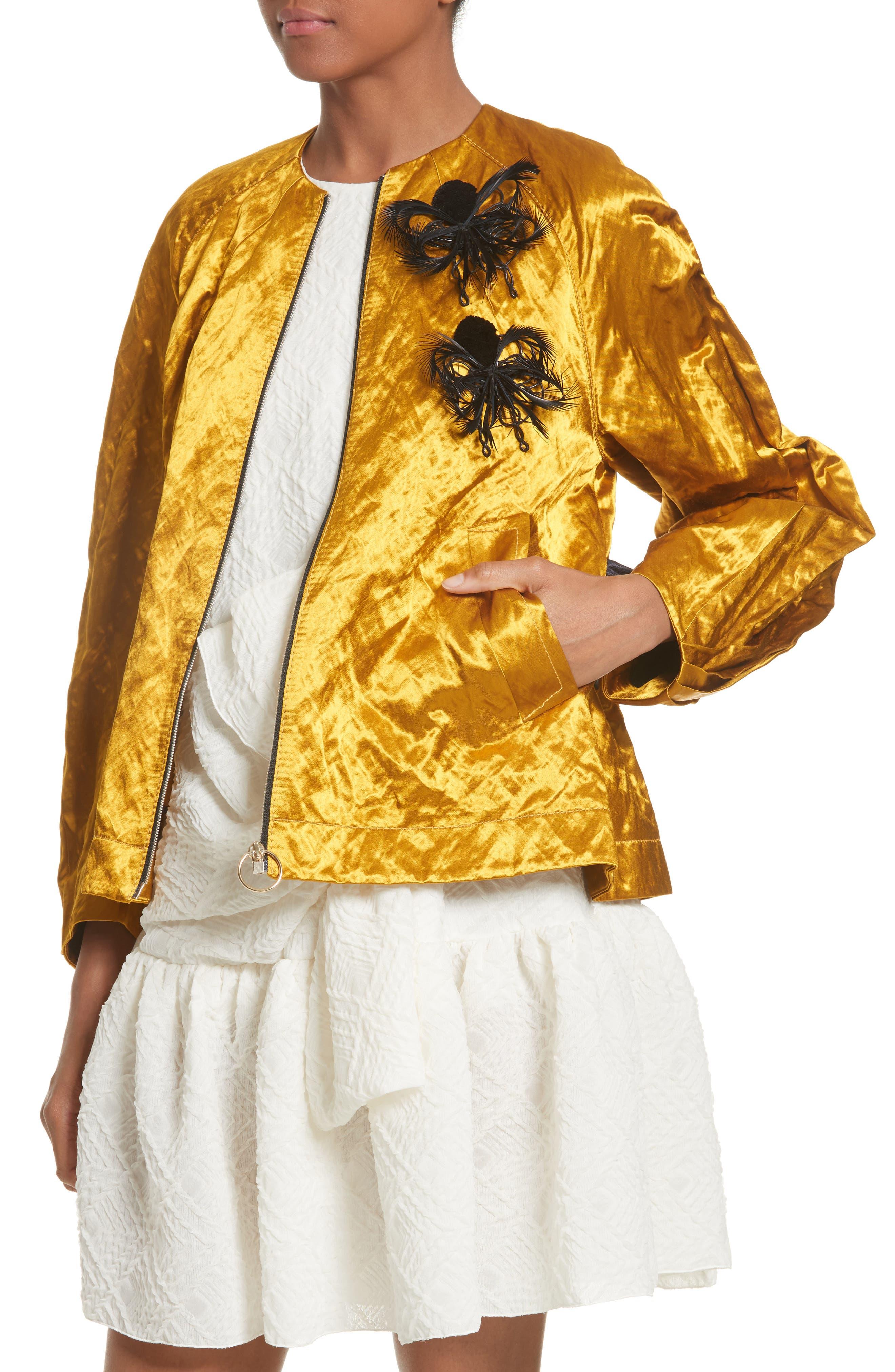 Alternate Image 6  - Roksanda Kengo Jacket