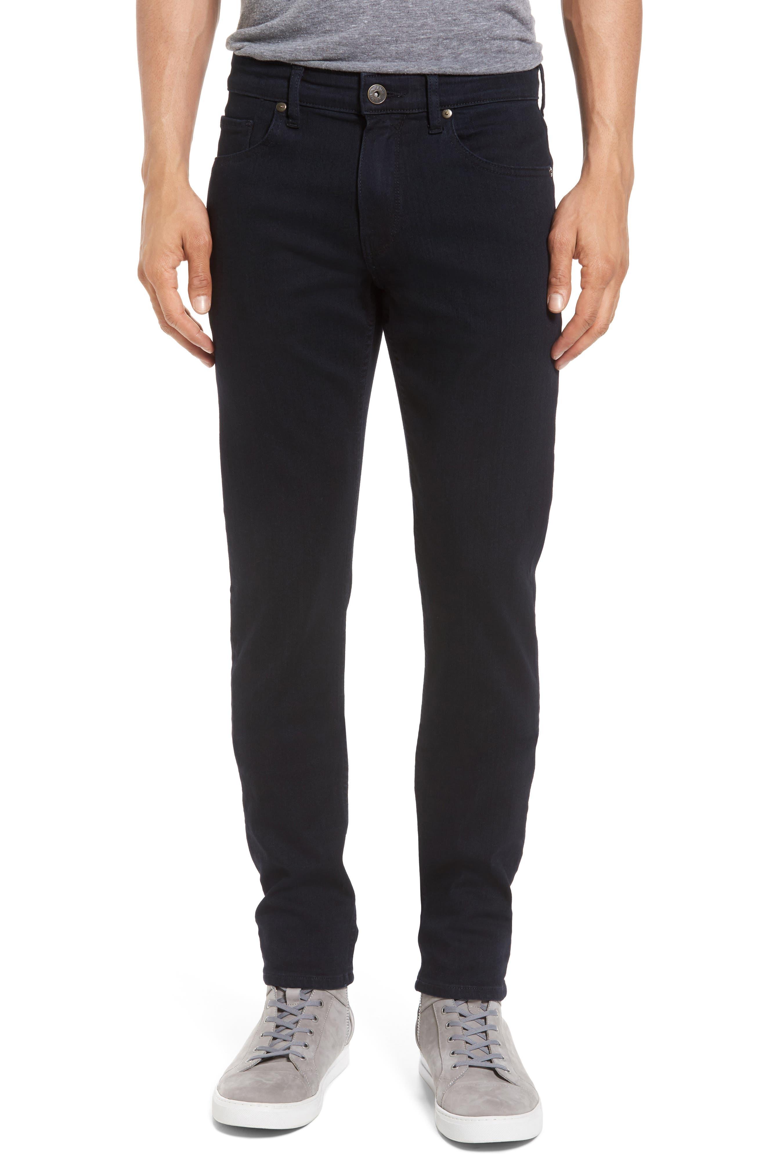 PAIGE Transcend - Lennox Slim Fit Jeans (Gardner)
