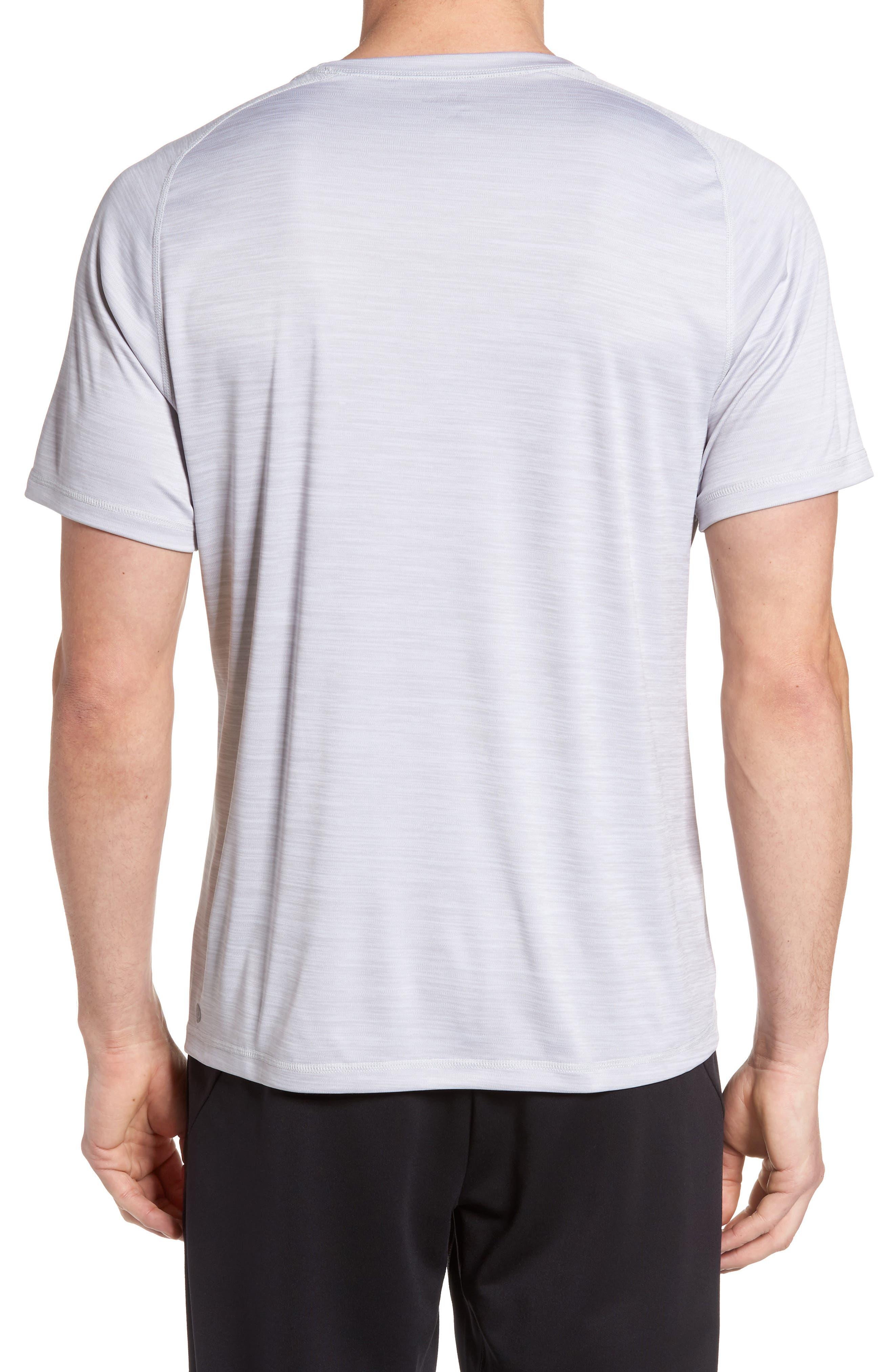Alternate Image 2  - Zella Triplite T-Shirt