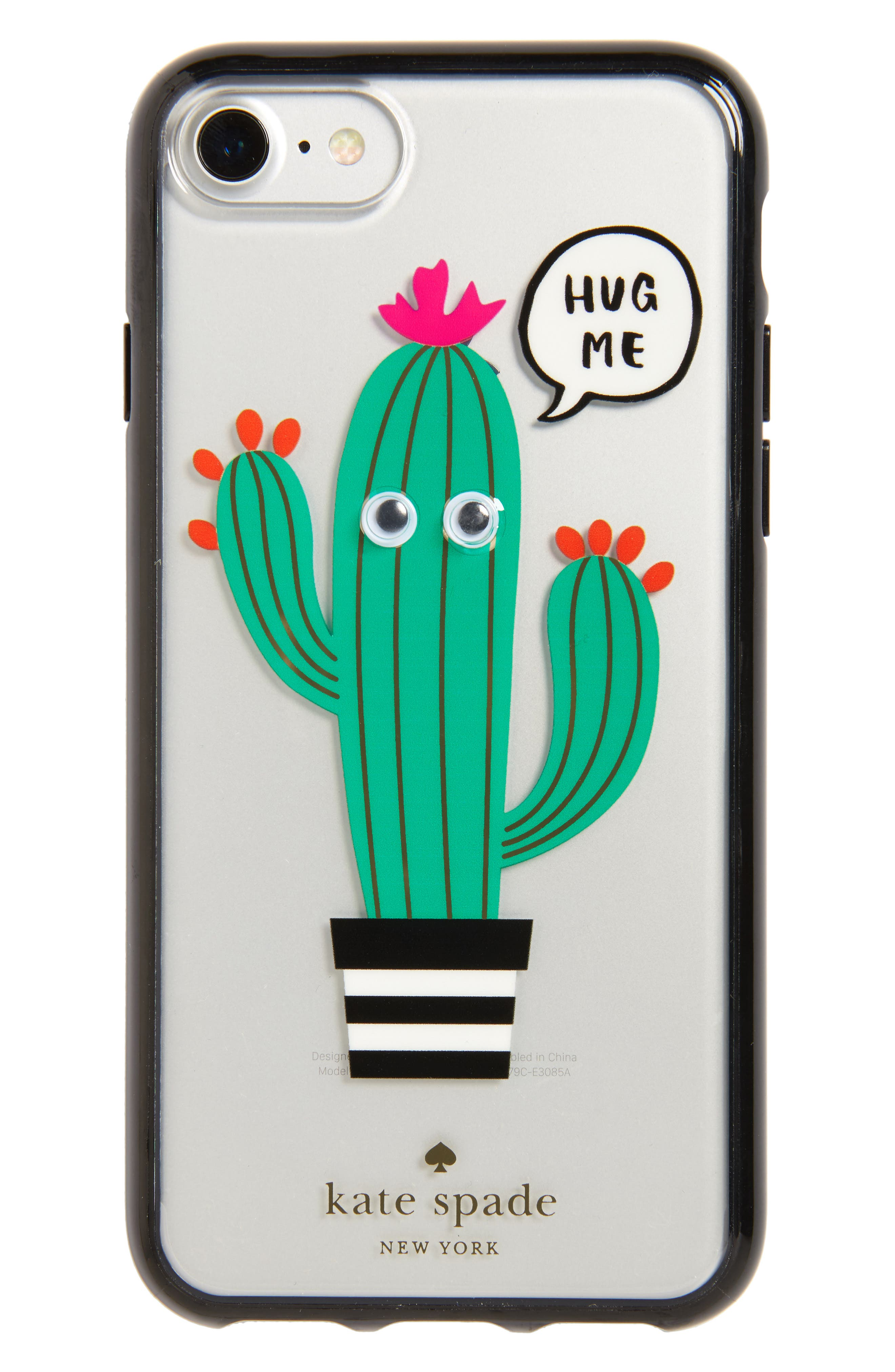 KATE SPADE NEW YORK hug me iPhone 7 case