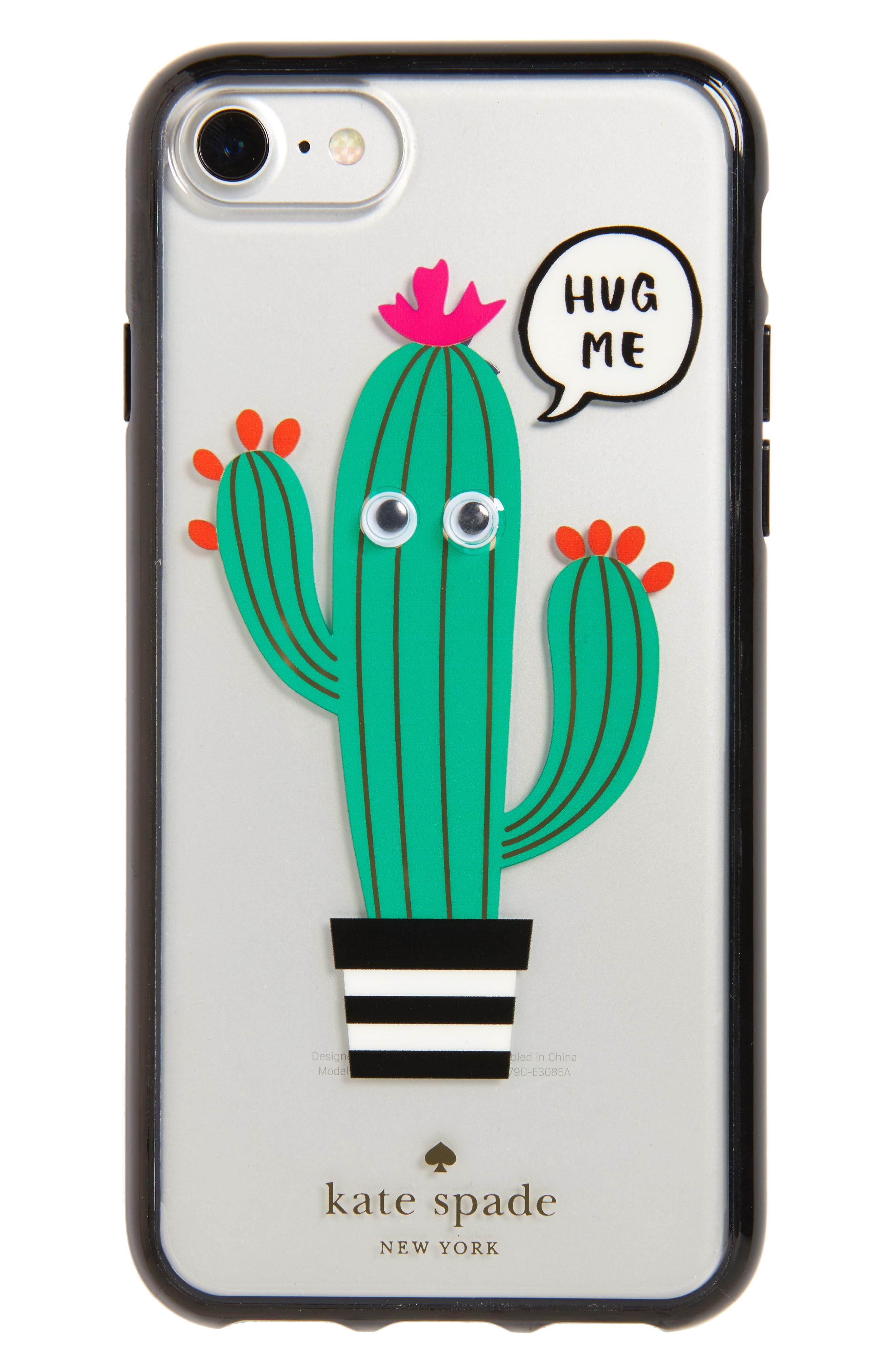 kate spade new york hug me iPhone 7/8 case