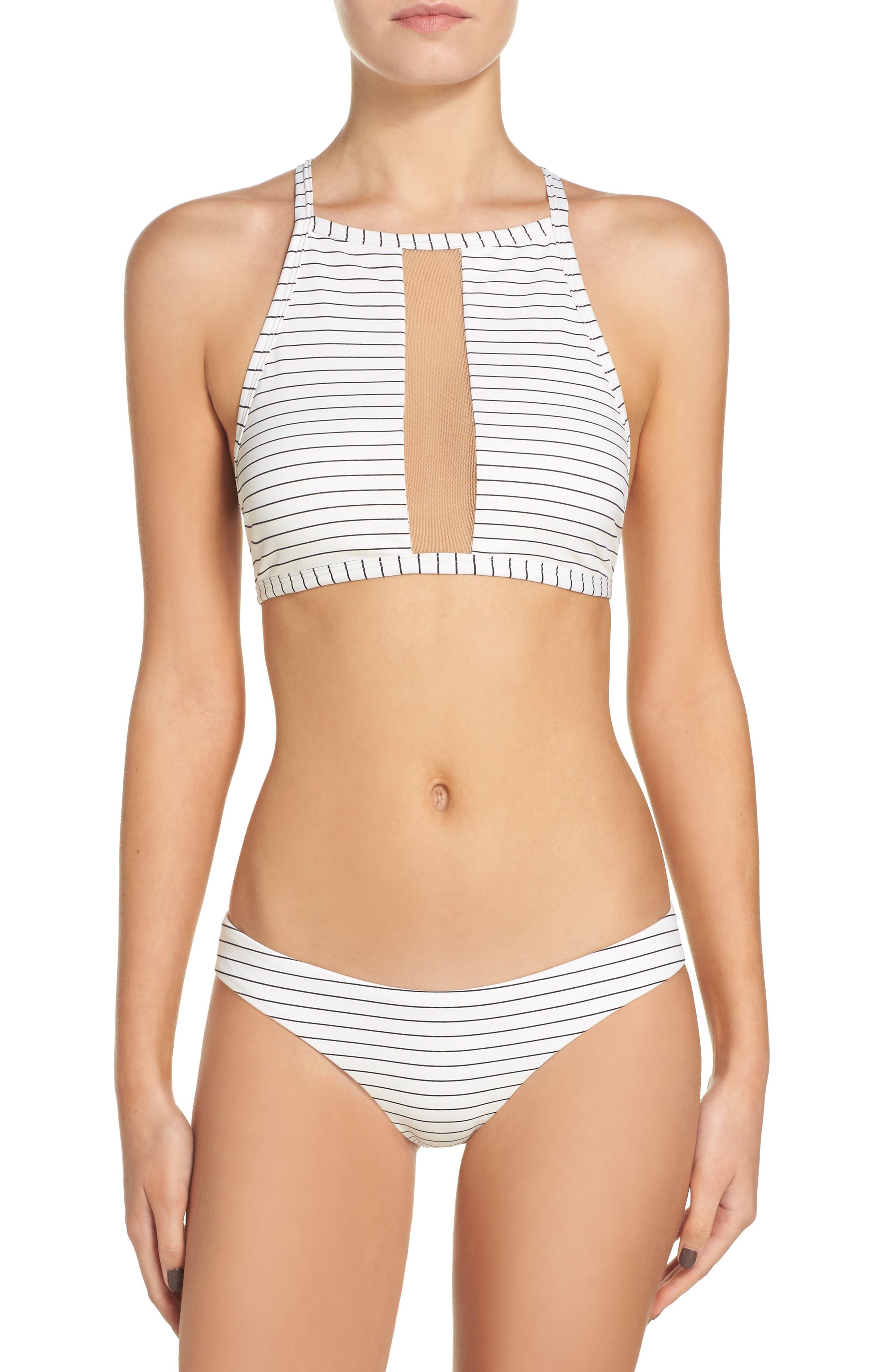 Boys + Arrows Bikini Top & Bottoms