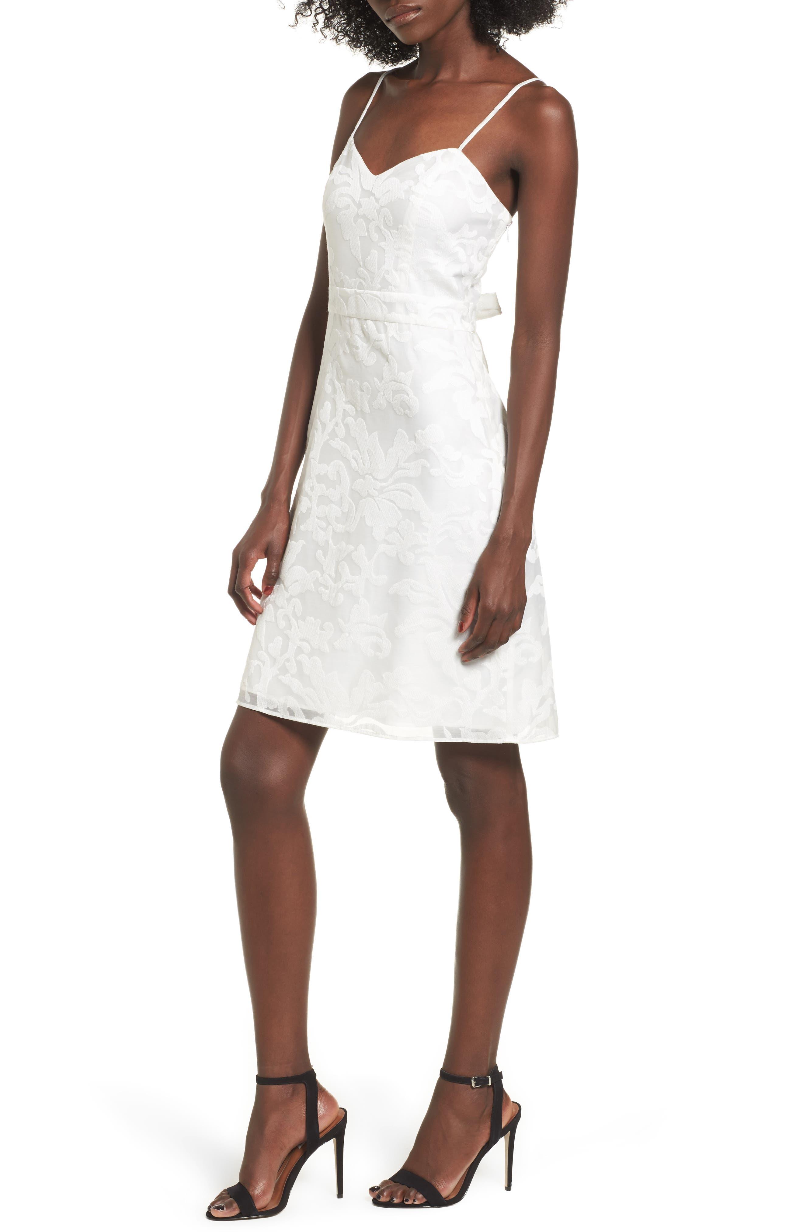devlin Linda Shift Dress