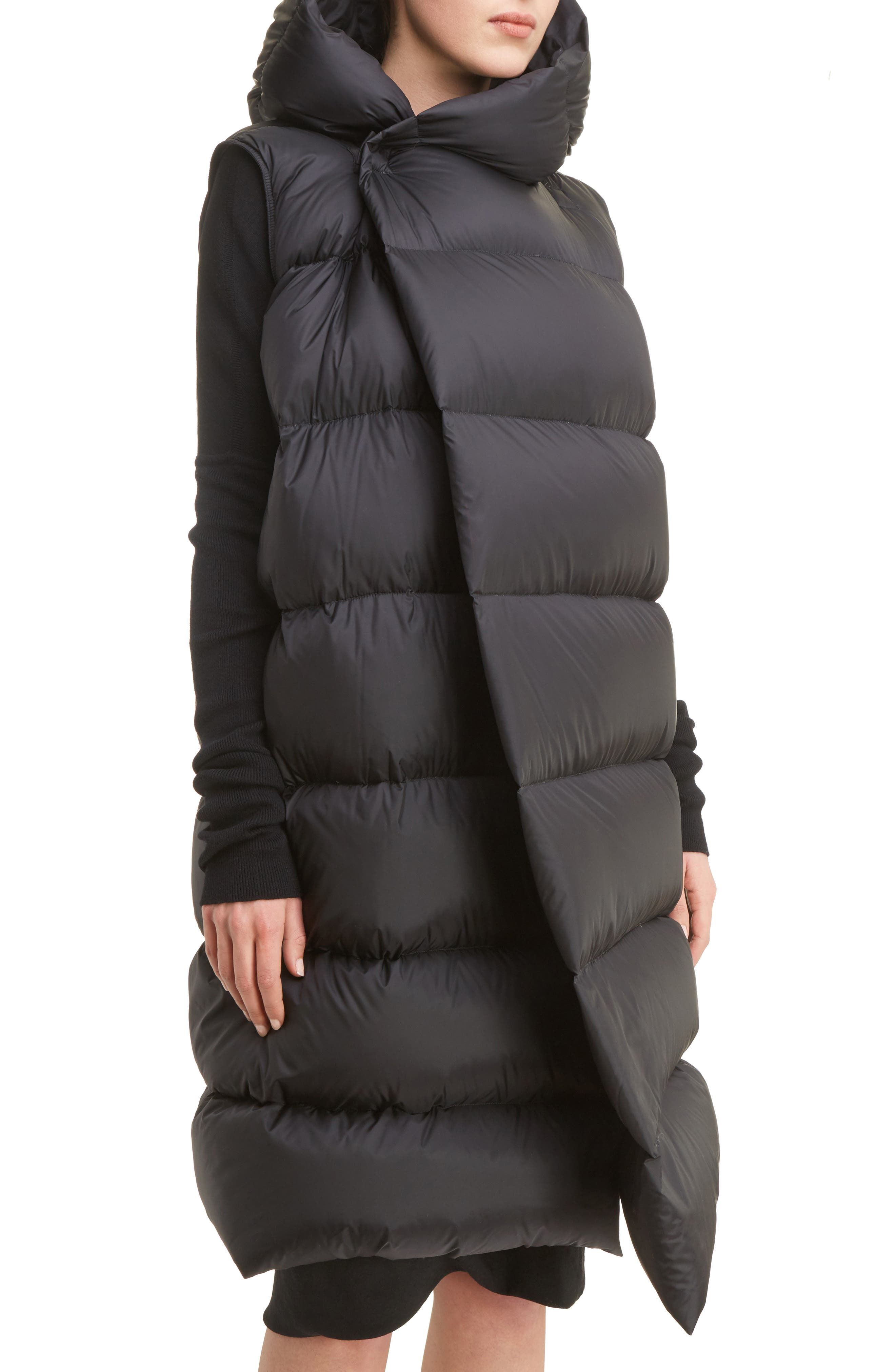 Alternate Image 5  - Rick Owens Oversized Down Puffer Vest