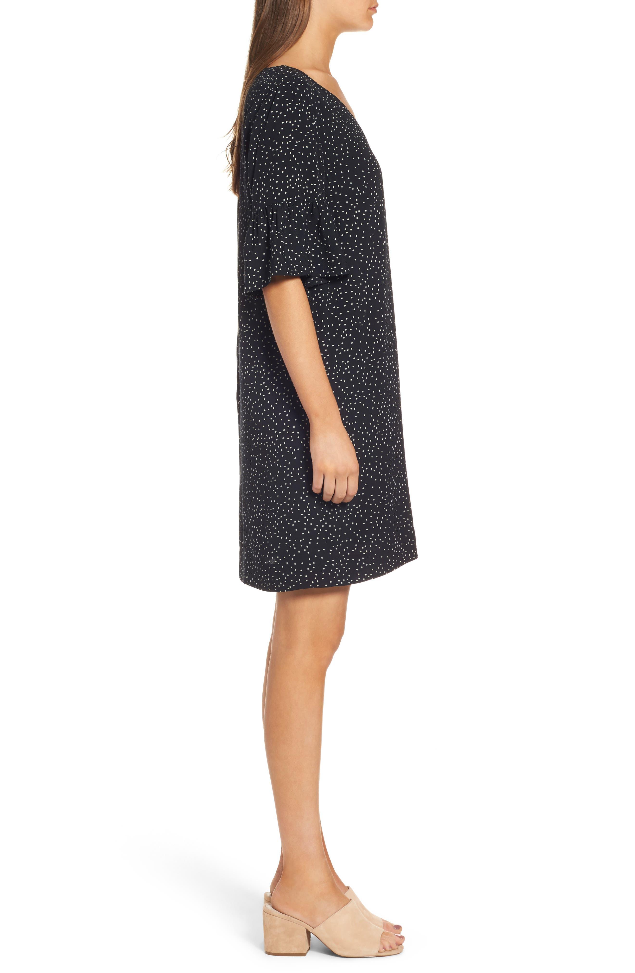 Alternate Image 3  - Madewell Flutter Sleeve Dress